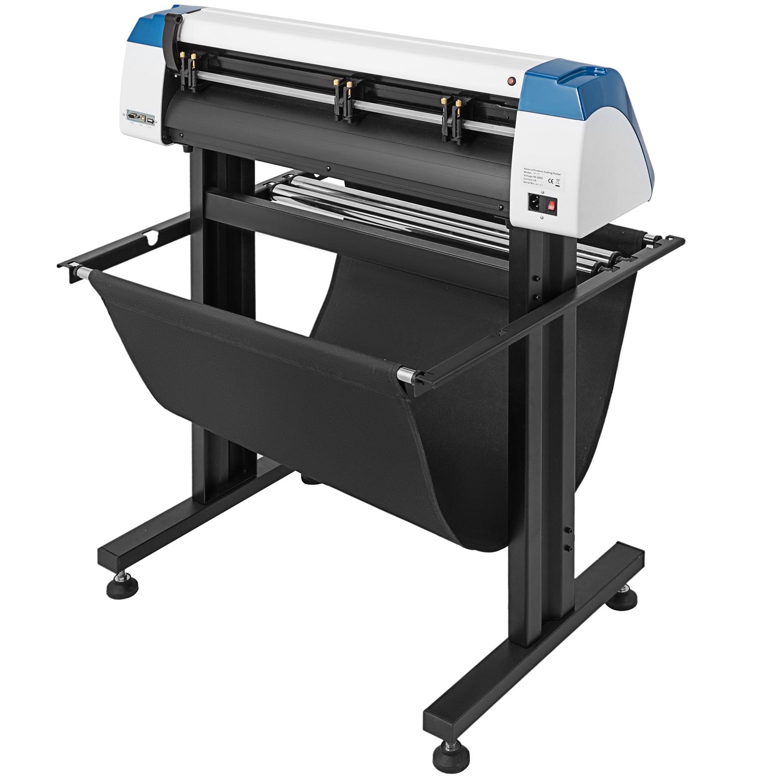 Vinyl-Cutter-Plotter-Cutting-14-28-34-53-inch-Art-Craft-Software-Stepper-motor thumbnail 84