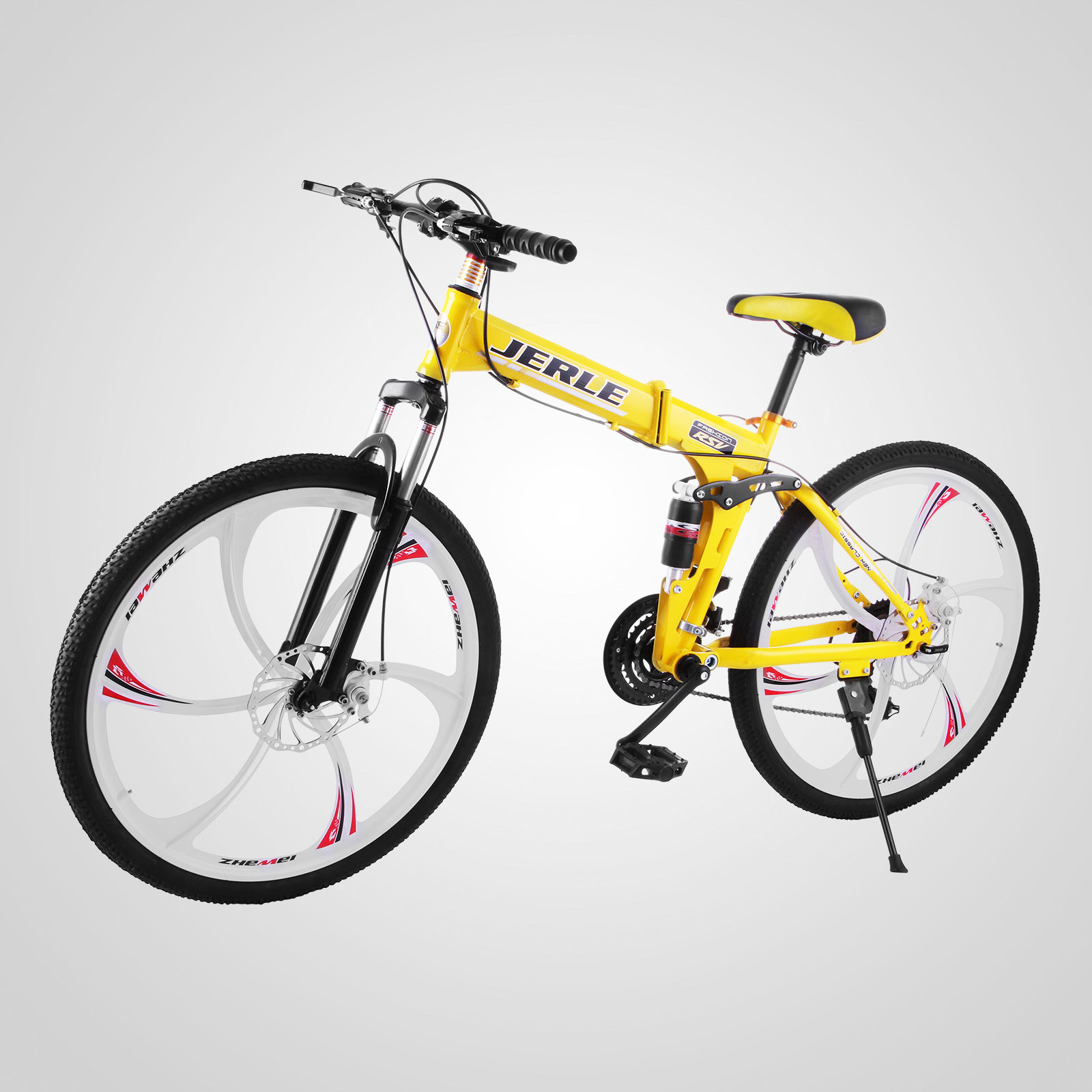 26 pollici bicicletta 21 marce 6 sostituto red high. Black Bedroom Furniture Sets. Home Design Ideas