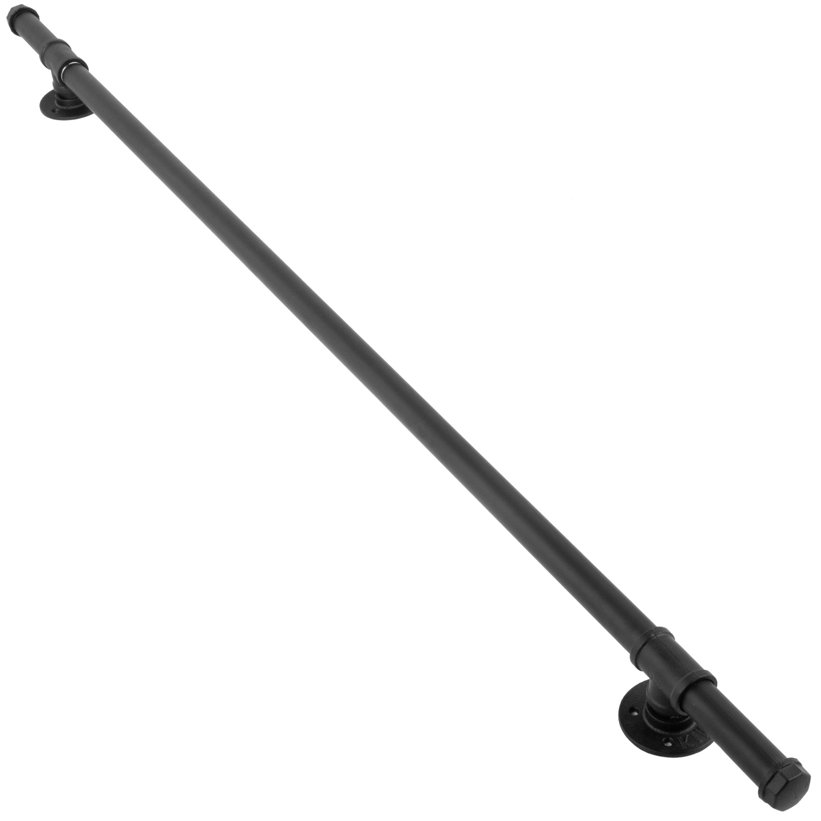 Stair-Handrail-Stair-Rail-3-10ft-Stainless-Steel-Handrail-for-Stairs-200lbs-Load thumbnail 22