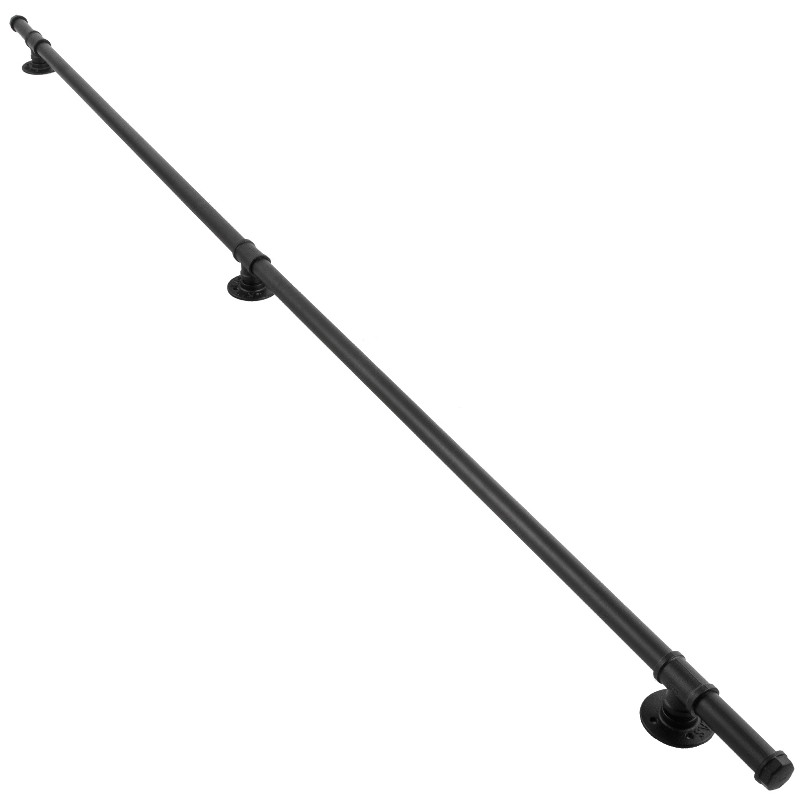 Stair-Handrail-Stair-Rail-3-10ft-Stainless-Steel-Handrail-for-Stairs-200lbs-Load thumbnail 33