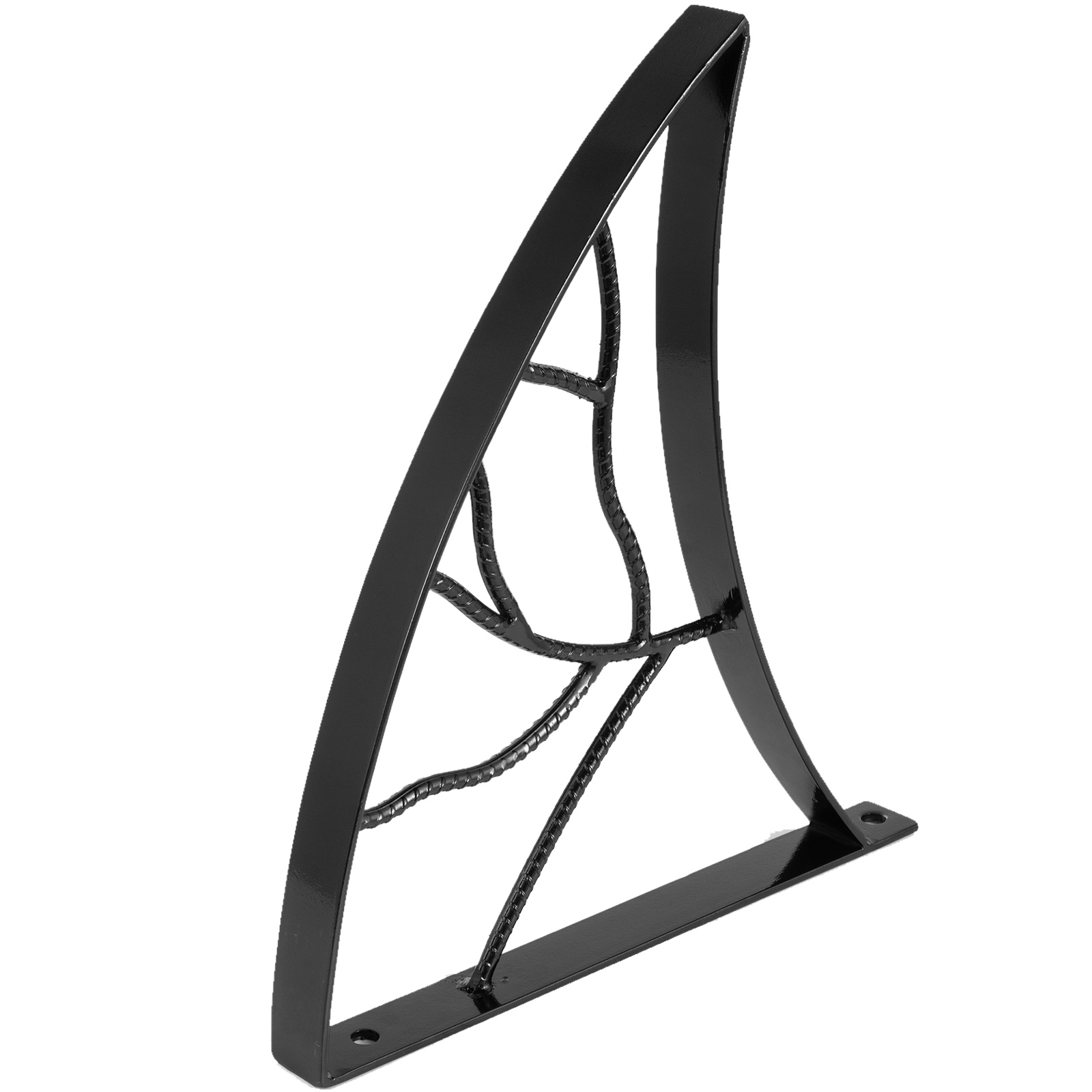 Handrails-for-Outdoor-Step-Wrought-Iron-Handrail-20-034-Length-Porch-Deck-Railing thumbnail 46