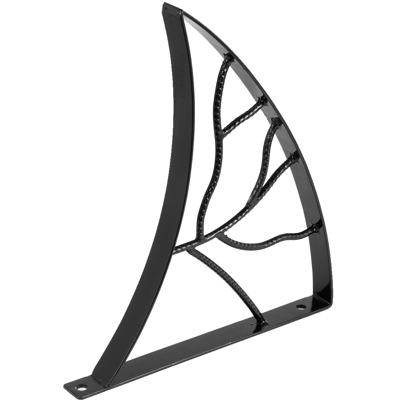Handrails-for-Outdoor-Step-Wrought-Iron-Handrail-20-034-Length-Porch-Deck-Railing thumbnail 47