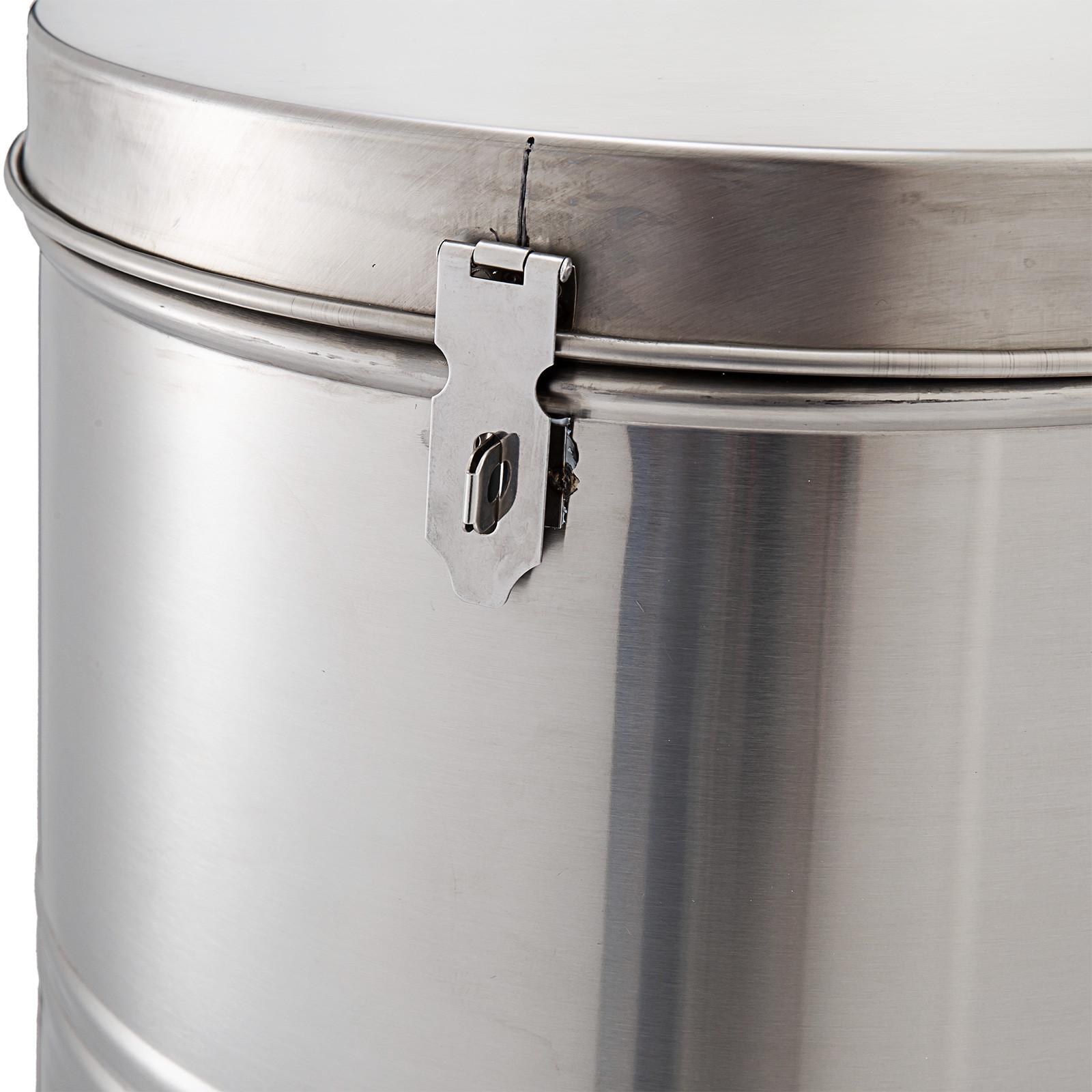 Extracteur-de-Miel-Electrique-manuelle-2-3-4-Cadres-En-Acier-Inox-Centrifugeuse miniature 23