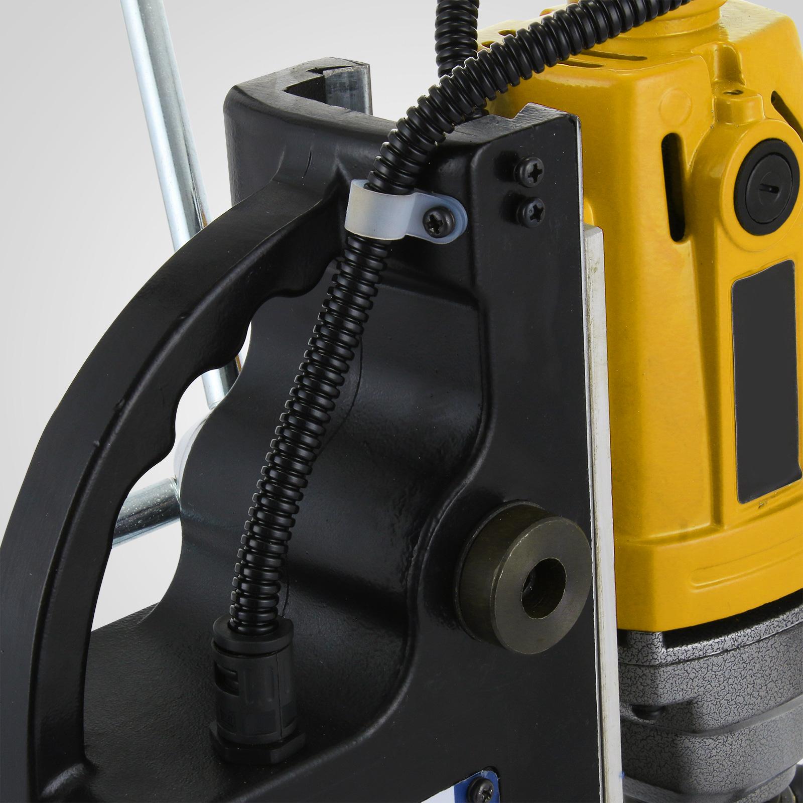 MB23-BRM35-MD40-Trapano-Perforatrice-Carotatore-Fresa-Magnetico-12-40mm-230V miniatura 23