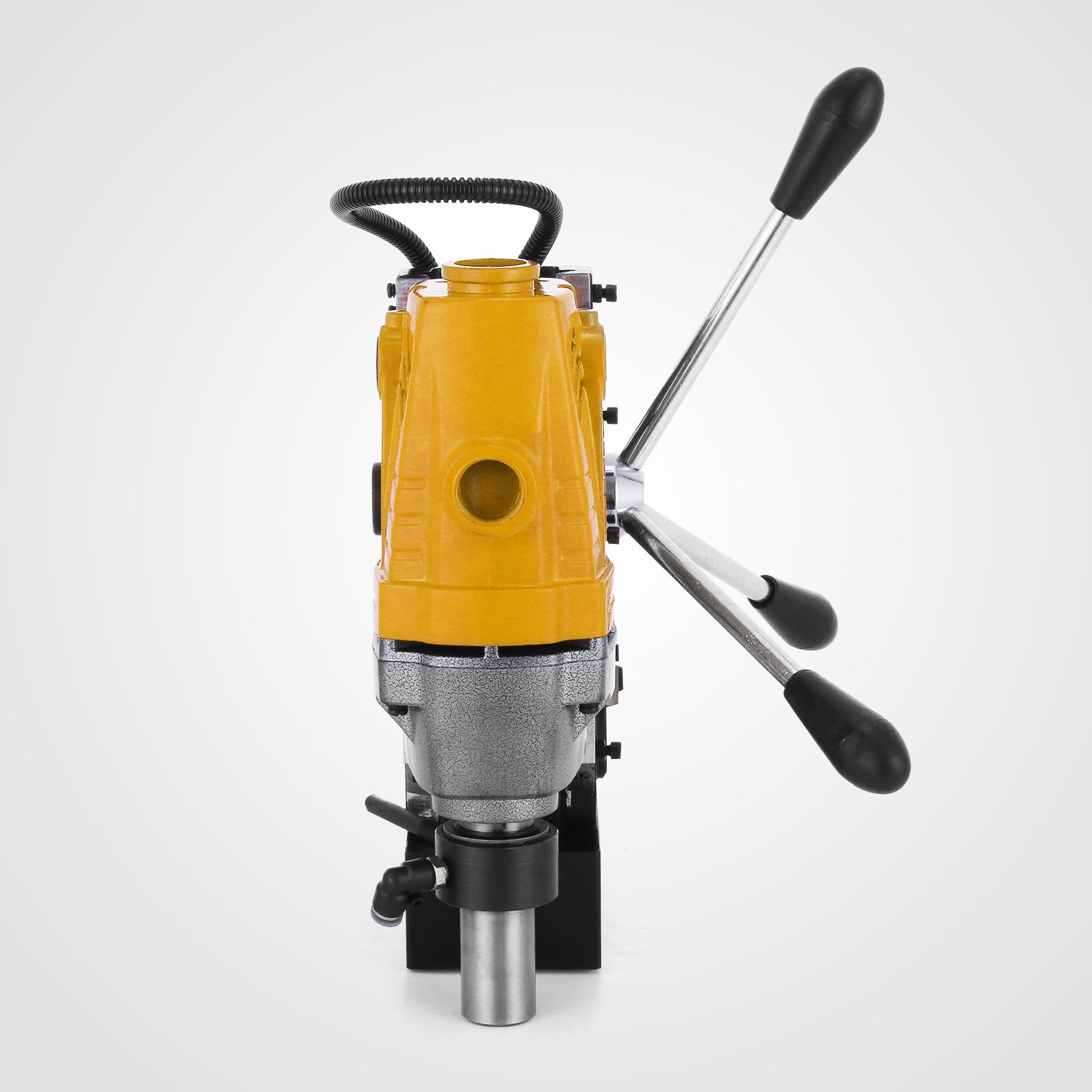 MB23-BRM35-MD40-Trapano-Perforatrice-Carotatore-Fresa-Magnetico-12-40mm-230V miniatura 19