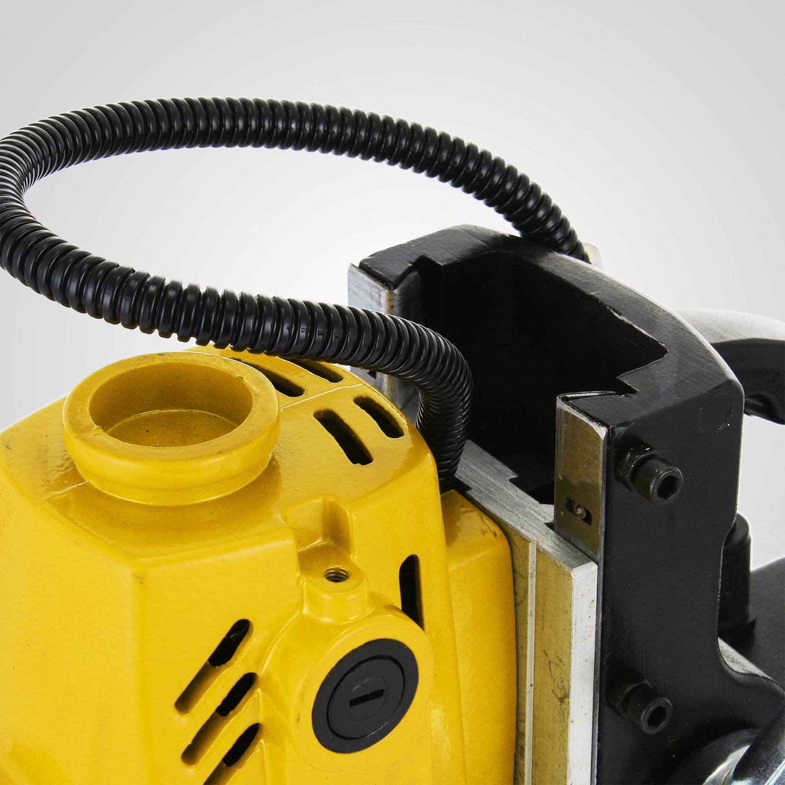 MB23-BRM35-MD40-Trapano-Perforatrice-Carotatore-Fresa-Magnetico-12-40mm-230V miniatura 20