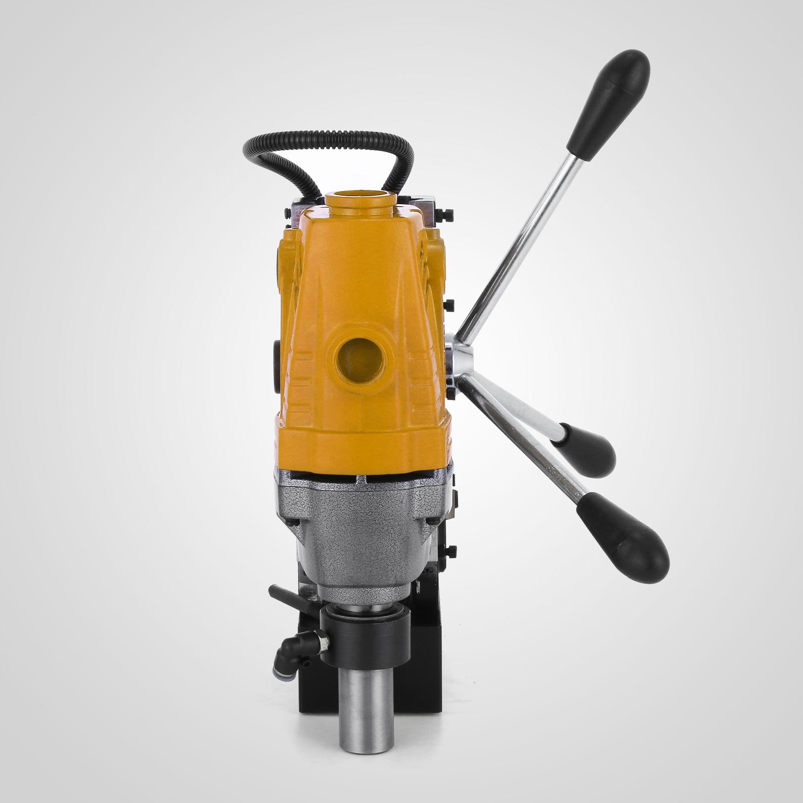 MB23-BRM35-MD40-Trapano-Perforatrice-Carotatore-Fresa-Magnetico-12-40mm-230V miniatura 43