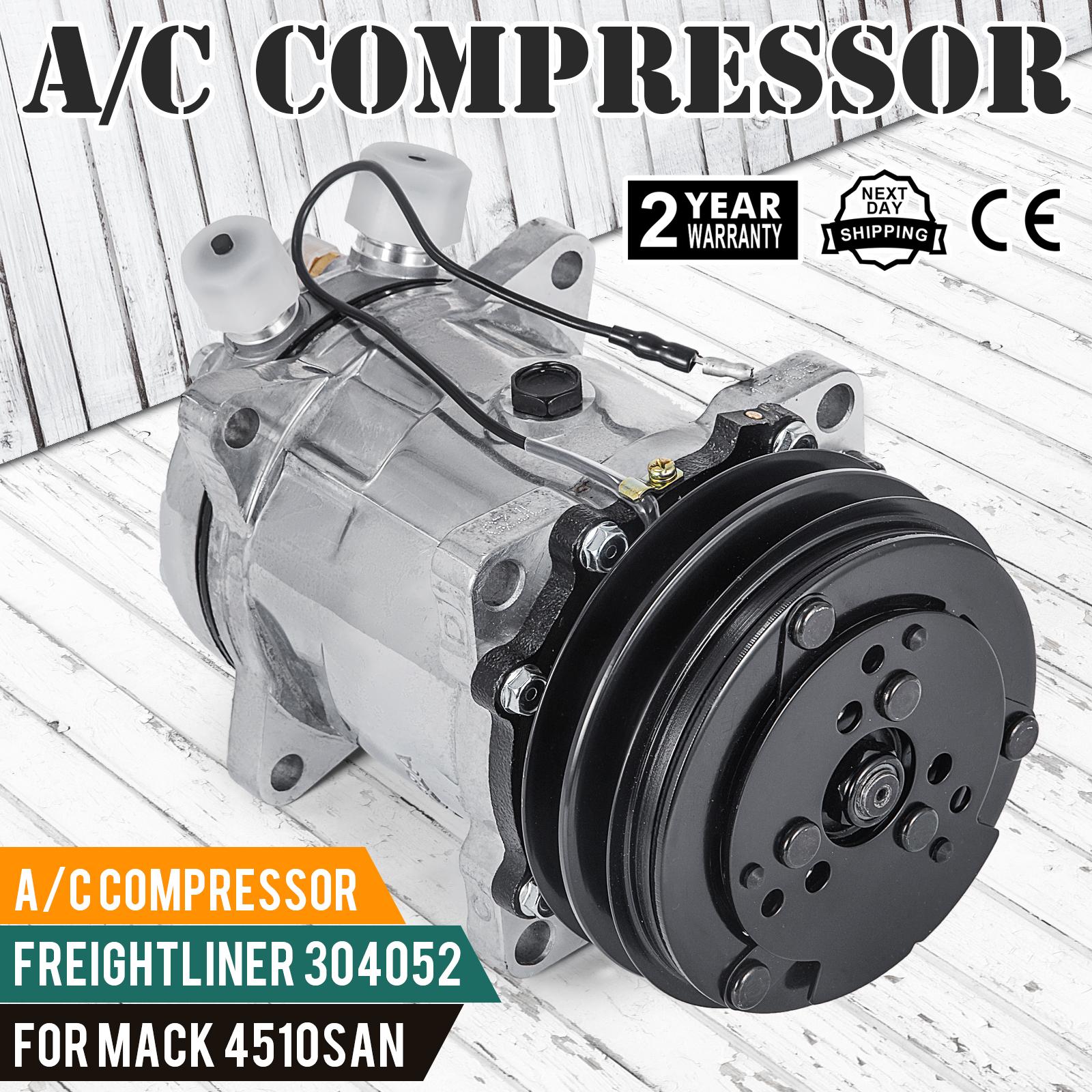 Details about AC Compressor for Sanden SD508 ABPN83304052  9285,9515,9694,SD5H14,CO 4510C