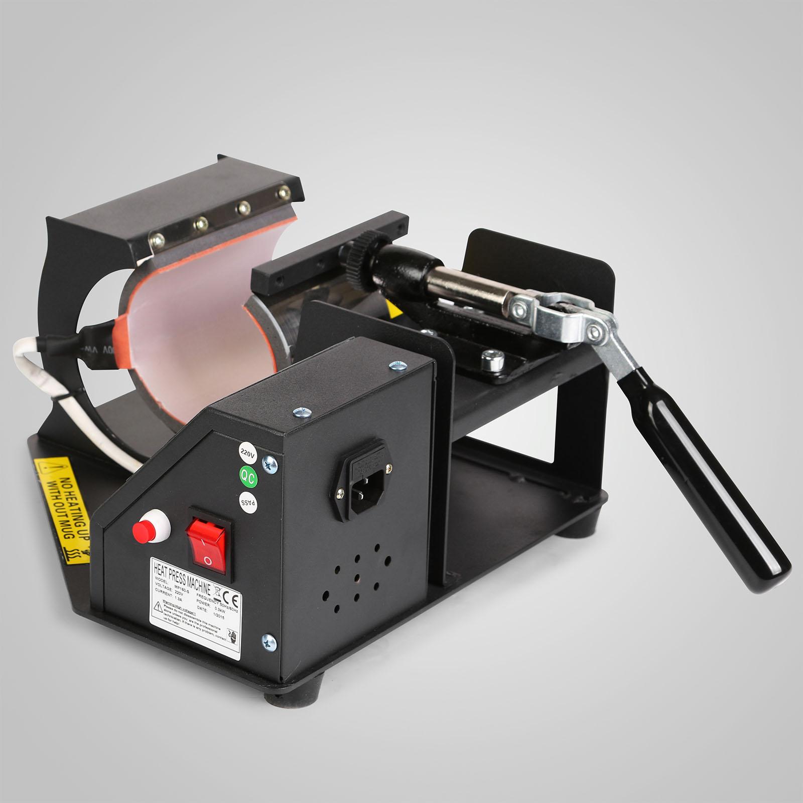 2en1 Prensa de Calor Máquina de Sublimación con Placa para