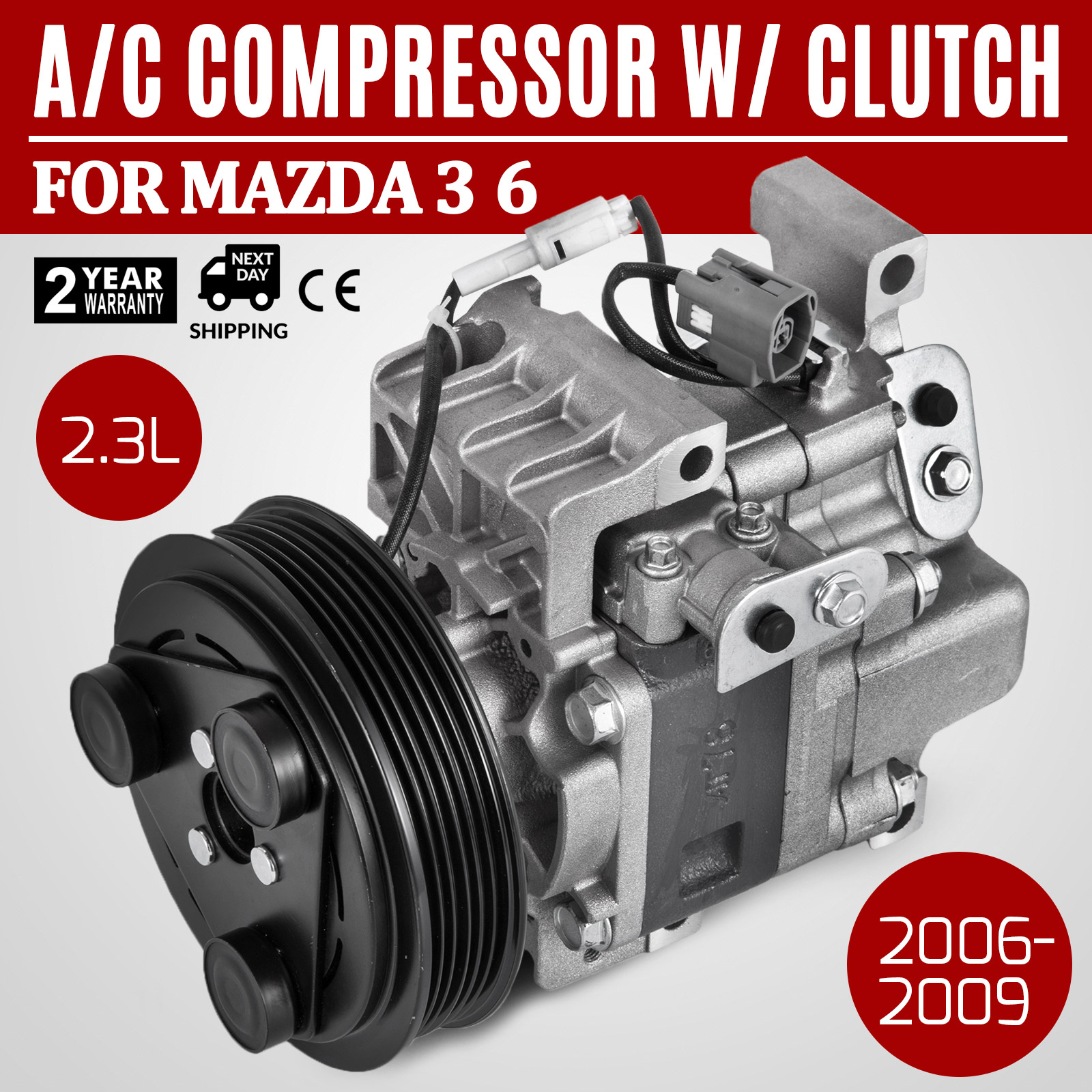 A//C Compressor Connector-HVAC Switch Connector Standard S-538