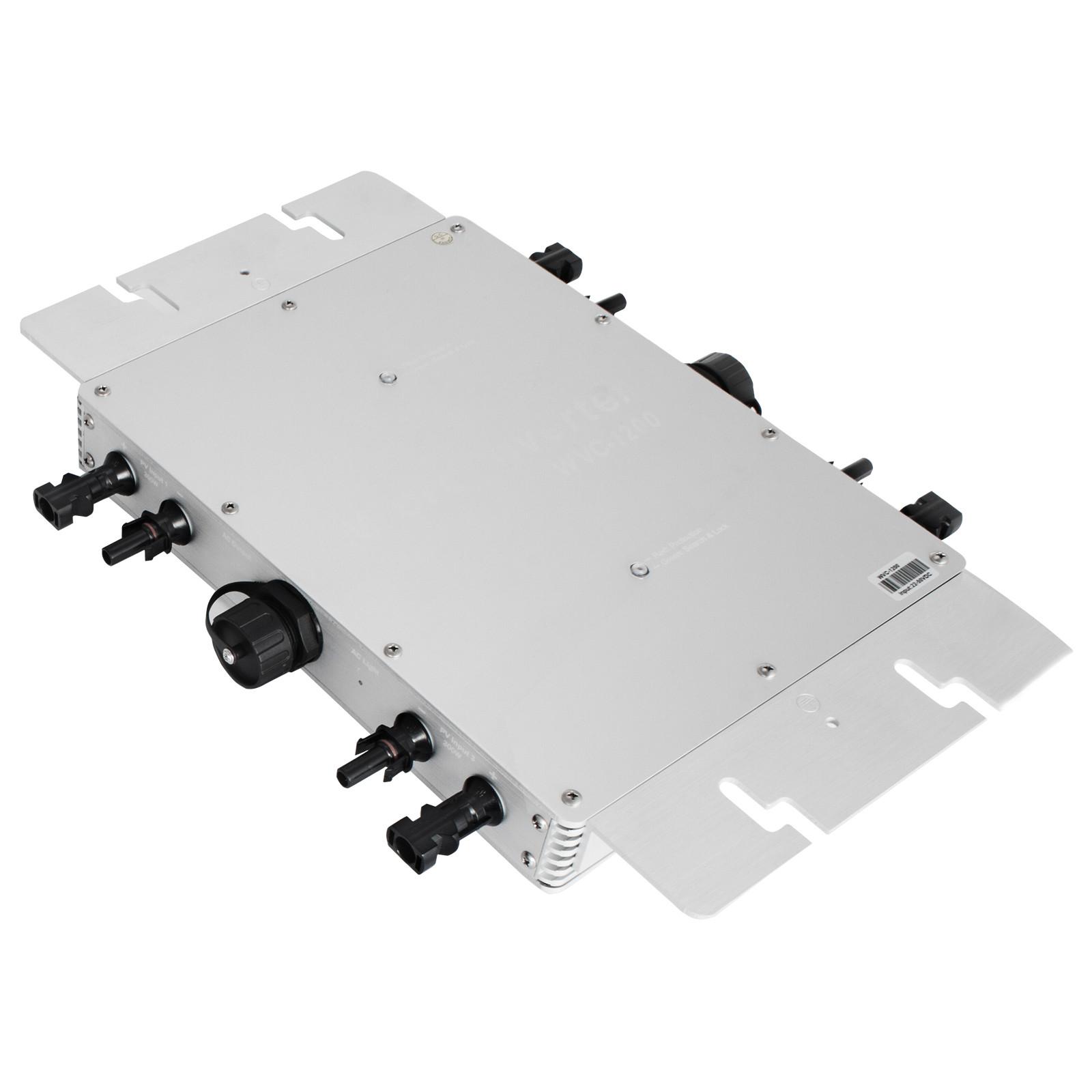 WVC-300W-600W-1200W-110V-220V-MPPT-Solar-Grid-Tie-Micro-Inverter-Waterproof-IP65 thumbnail 64