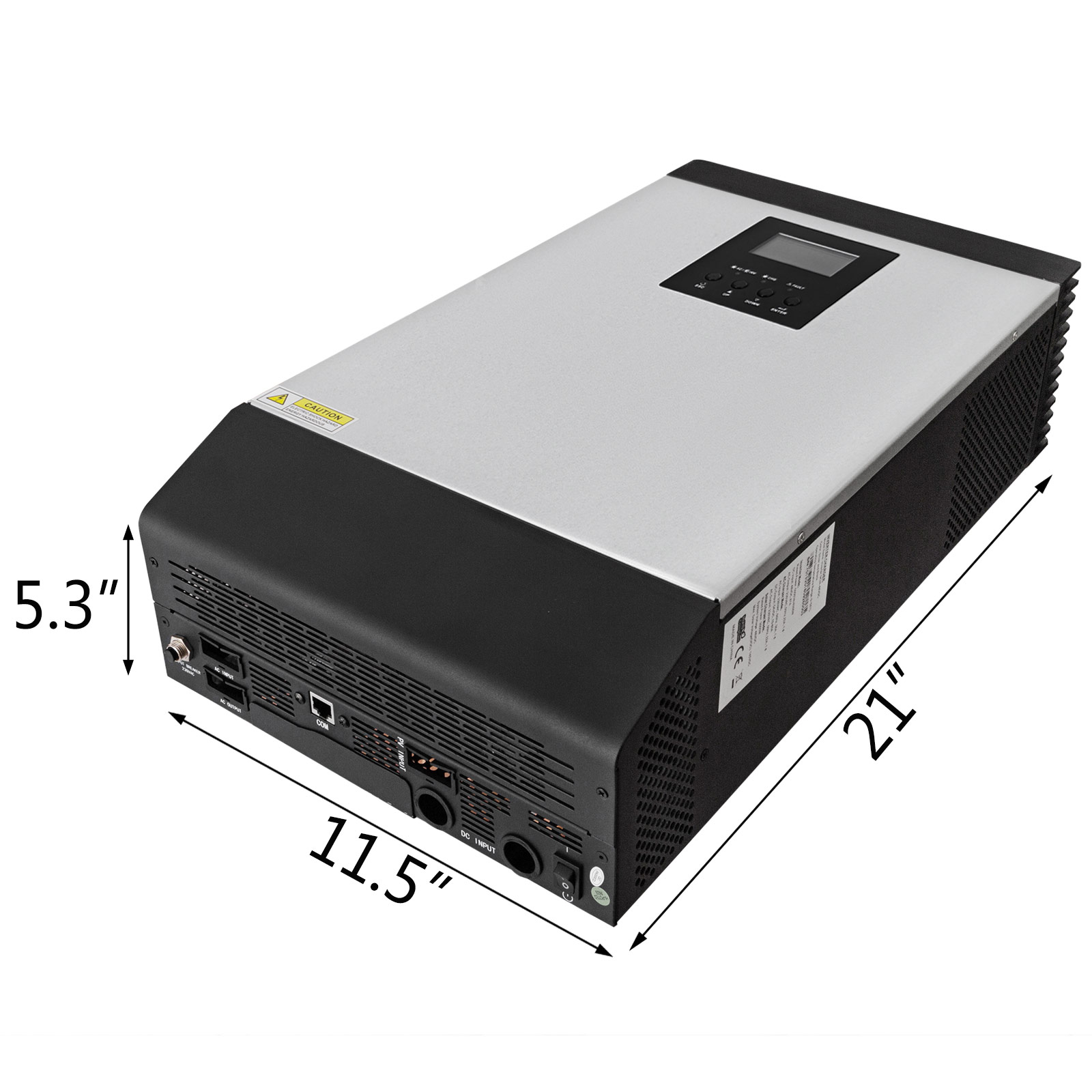 3-5KVA-24-48V-MPPT-Off-Grid-Pure-Sine-Wave-Solar-Inverter-Low-Frequency-LCD thumbnail 20