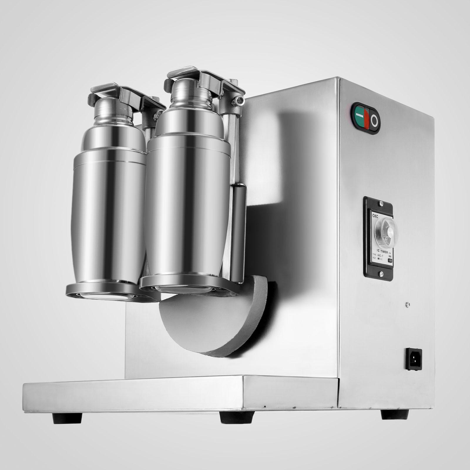 Bubble Milkshake Maschine Milchshaker Mixer Blender Einstellbar Speed Schütteln