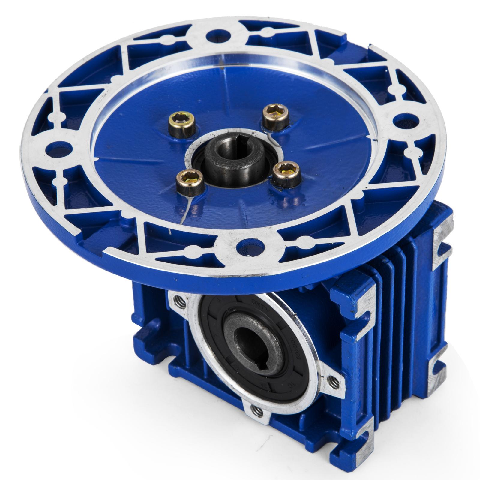 NMRV030 Series Worm Gear 15:1 63c Speed Reducer Smooth 20Cr Cast Aluminum HOT