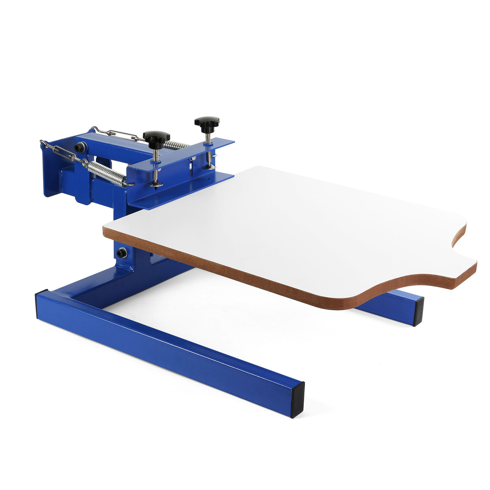 1 color 1 station Screen Printing Machine DIY T-Shirt ...