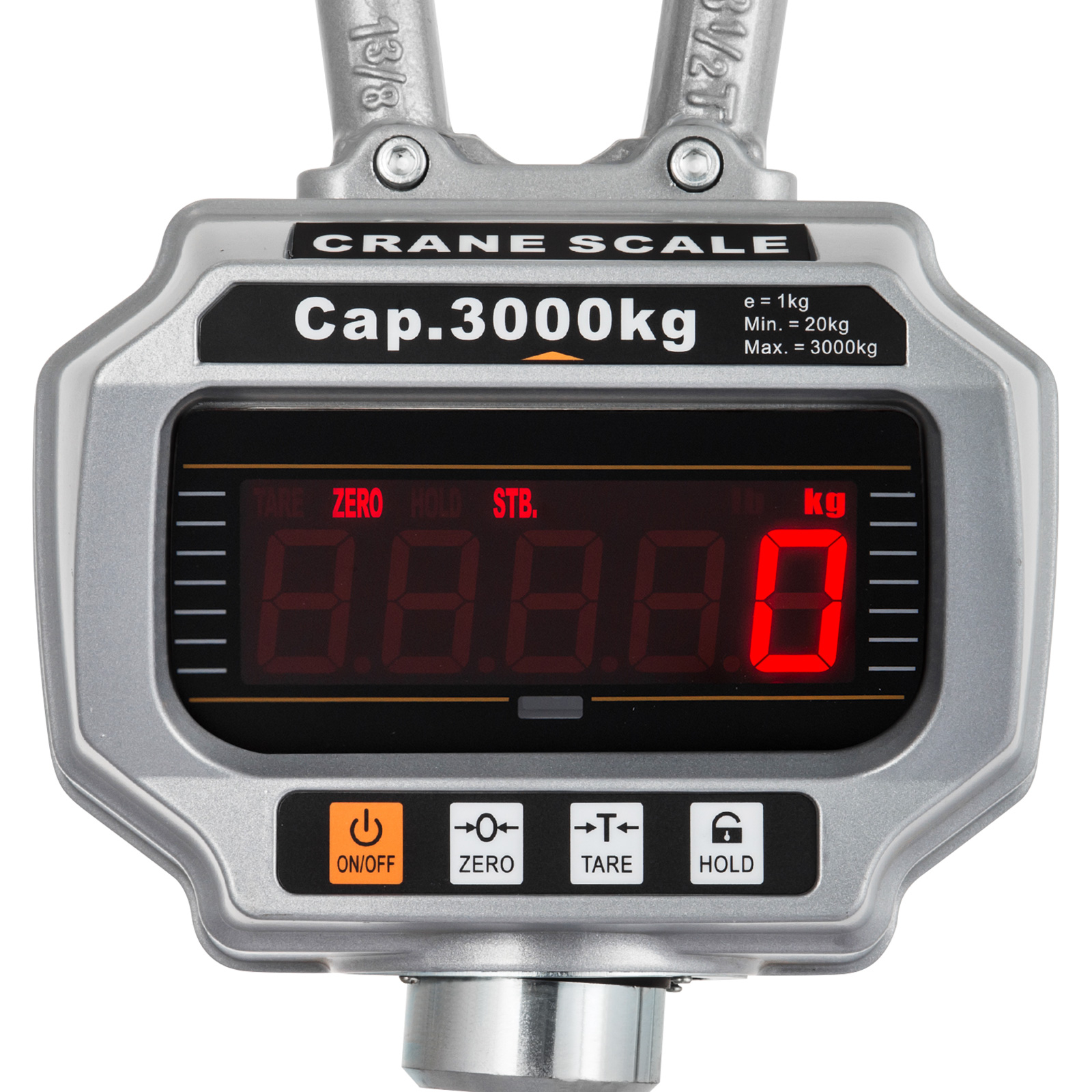 thumbnail 33 - 1T/3T/5T Digital Crane Scales Hanging Scale Electronic Scales Accurate Sensitive