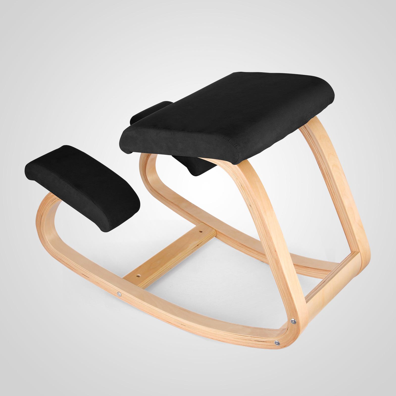 Ergonomic Kneeling Chair Rocking Chair Knee Stool For Home