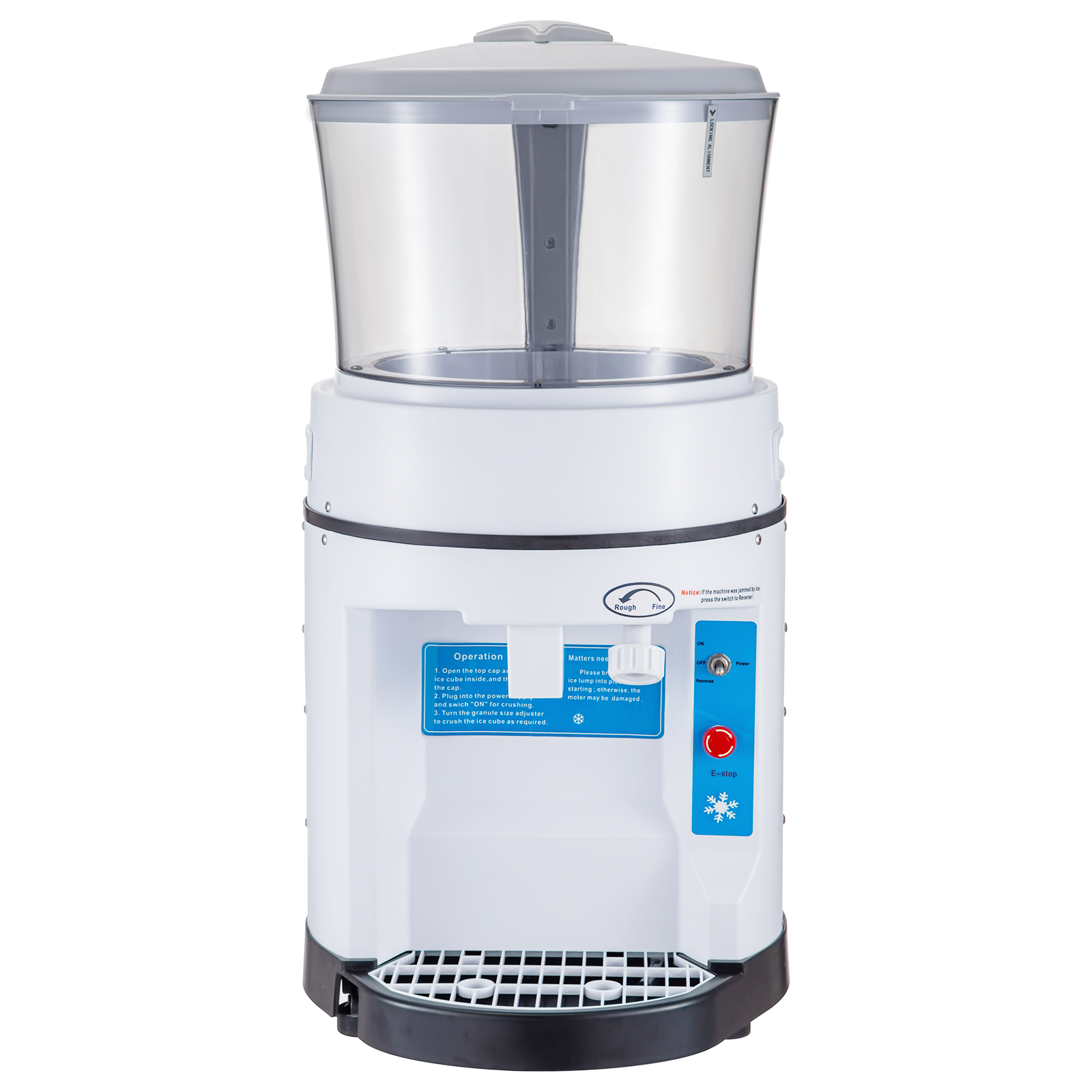 miniature 118 - Commercial Ice Shaver Electric Snow Cone Machine Commercial Blender Ice Crushers