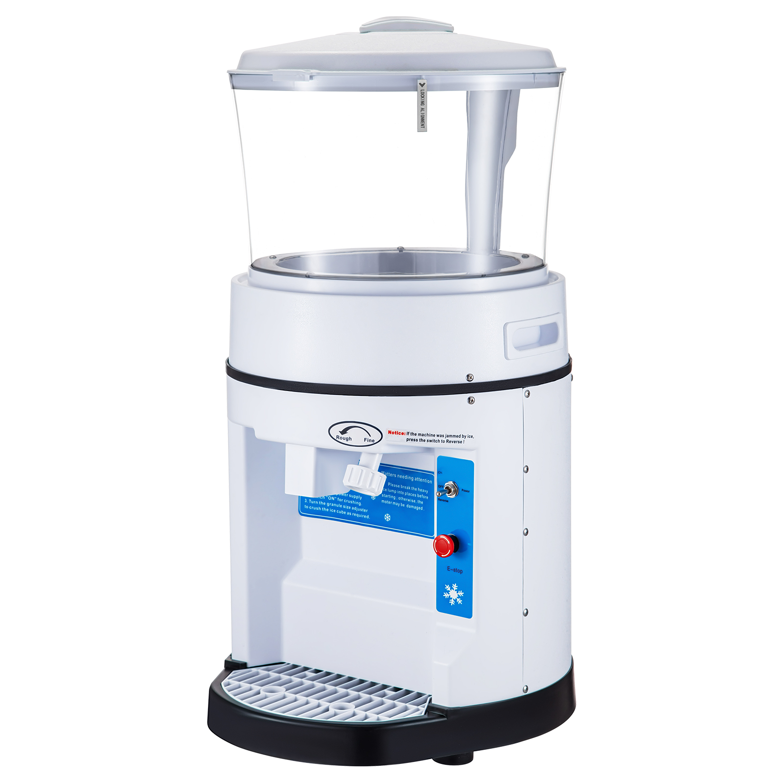miniature 119 - Commercial Ice Shaver Electric Snow Cone Machine Commercial Blender Ice Crushers