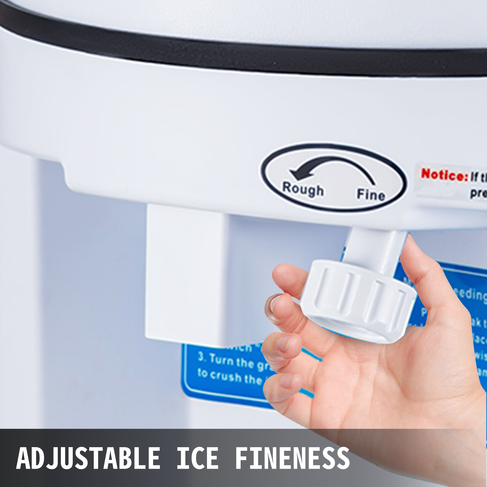 miniature 113 - Commercial Ice Shaver Electric Snow Cone Machine Commercial Blender Ice Crushers