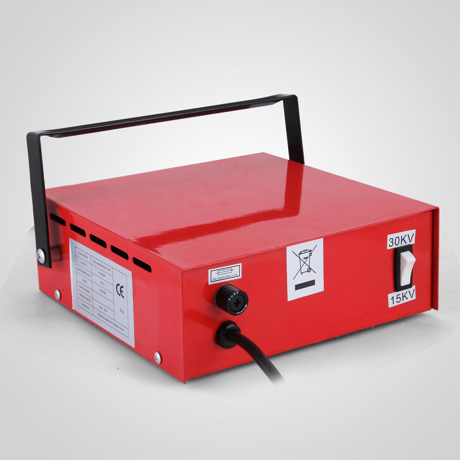Powder Coating System Portable Electrostatic Spray Paint