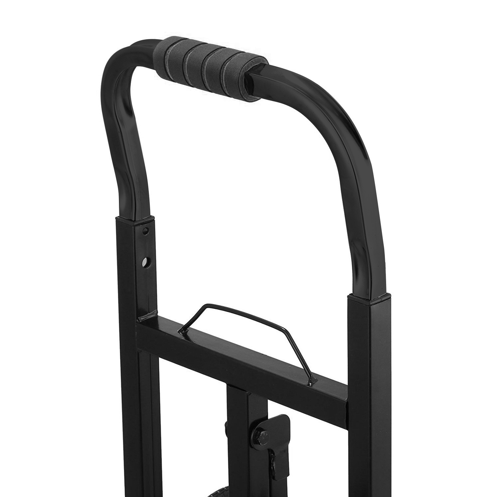 Details about Portable Stair Climbing Folding Cart Climb All-Terrain Up To  420lb 6 Wheels