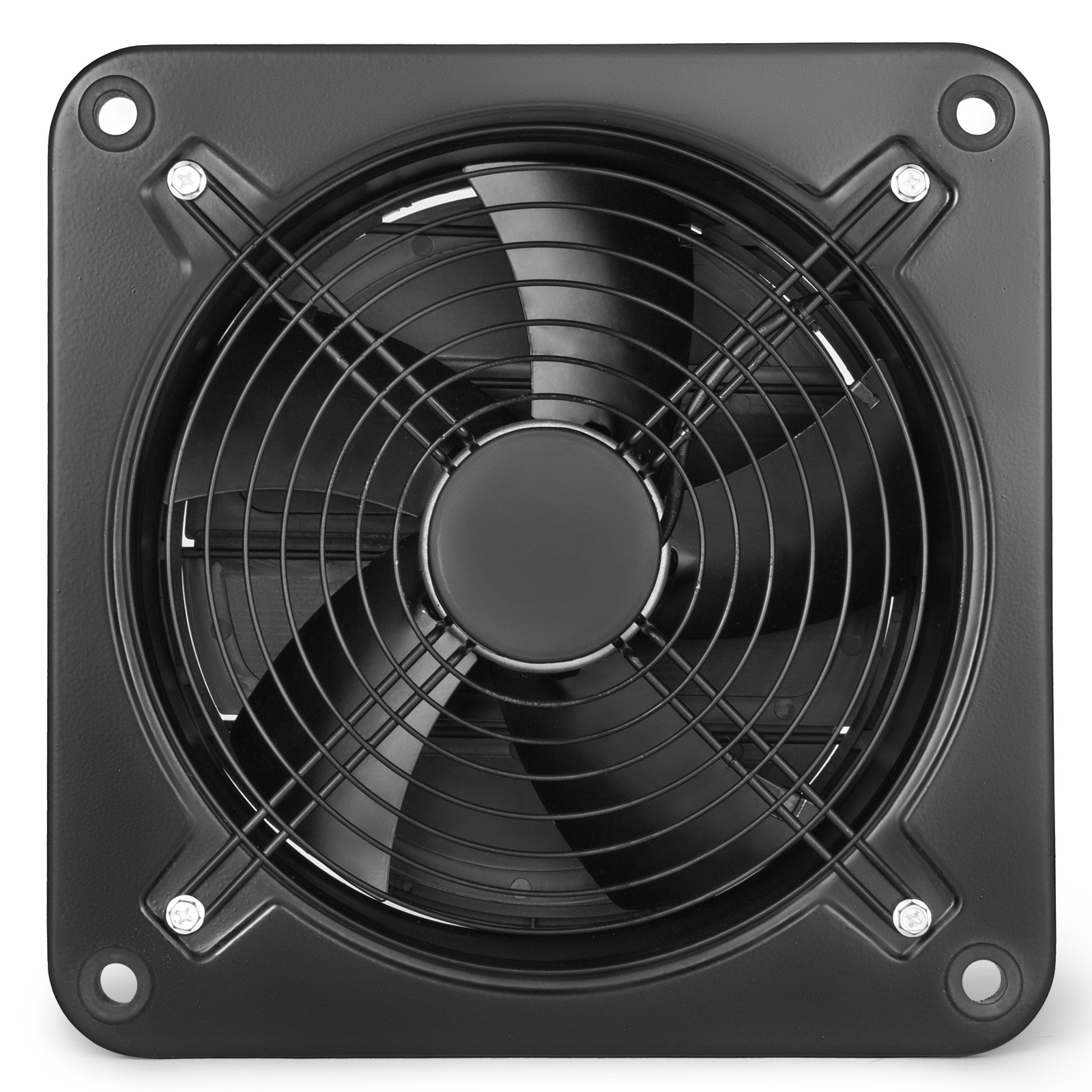 Details about Industrial Ventilation Extractor Metal Axial Exhaust Air Fan  Heavy Duty 12 inch