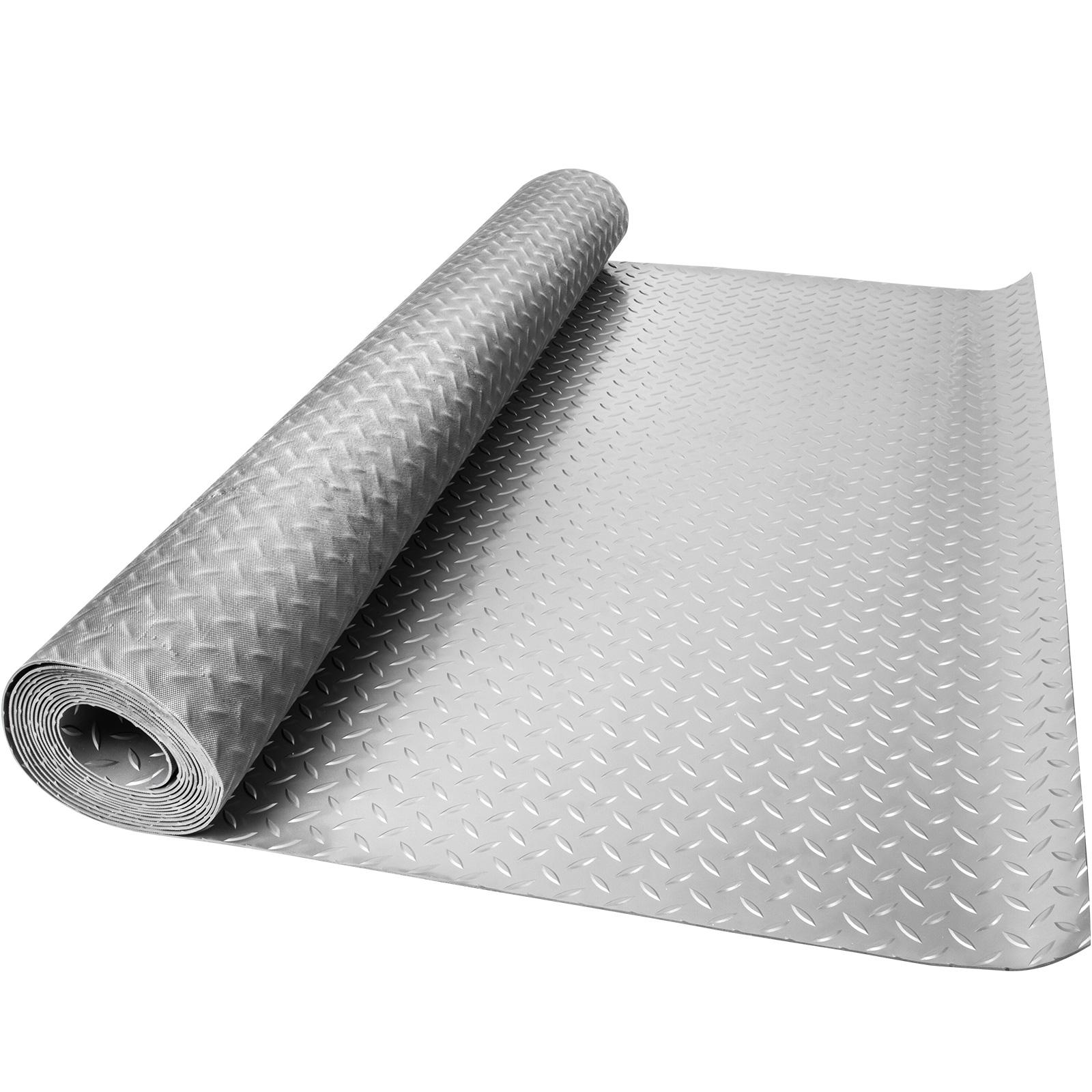 thumbnail 59 - Garage Flooring Mat Roll Car Trailer Floor Covering 1.1m Width Gym Floor Roll