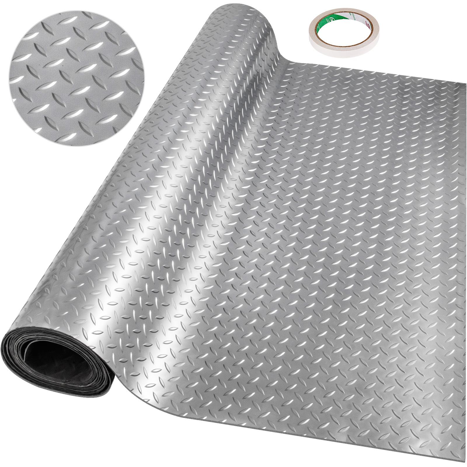 thumbnail 61 - Garage Flooring Mat Roll Car Trailer Floor Covering 1.1m Width Gym Floor Roll