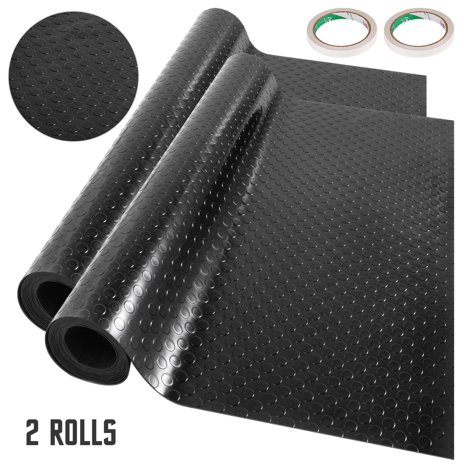 thumbnail 145 - Garage Flooring Mat Roll Car Trailer Floor Covering 1.1m Width Gym Floor Roll