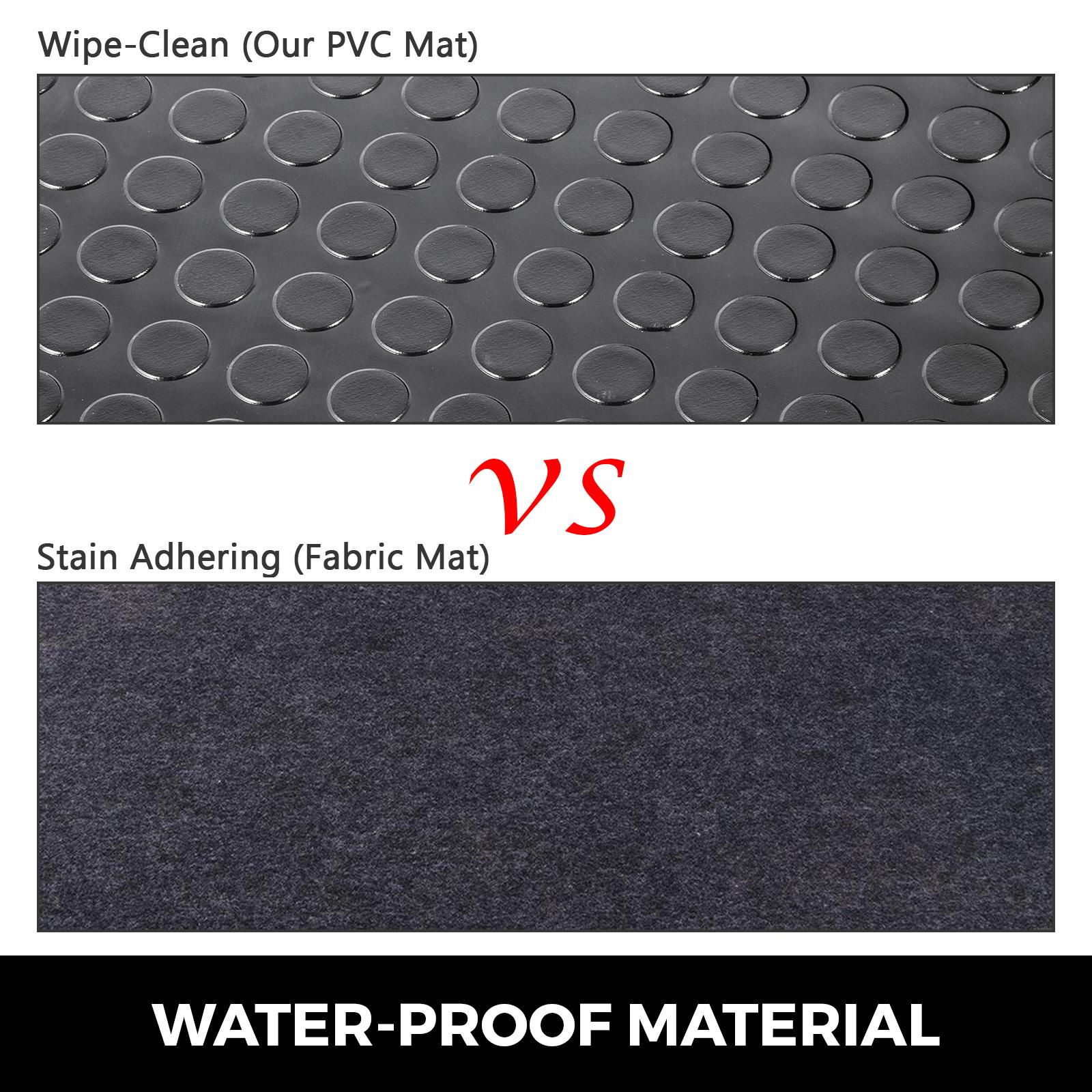 thumbnail 146 - Garage Flooring Mat Roll Car Trailer Floor Covering 1.1m Width Gym Floor Roll