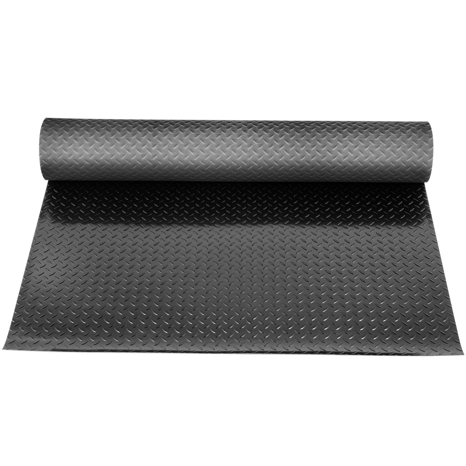 thumbnail 84 - Garage Flooring Mat Roll Car Trailer Floor Covering 1.1m Width Gym Floor Roll