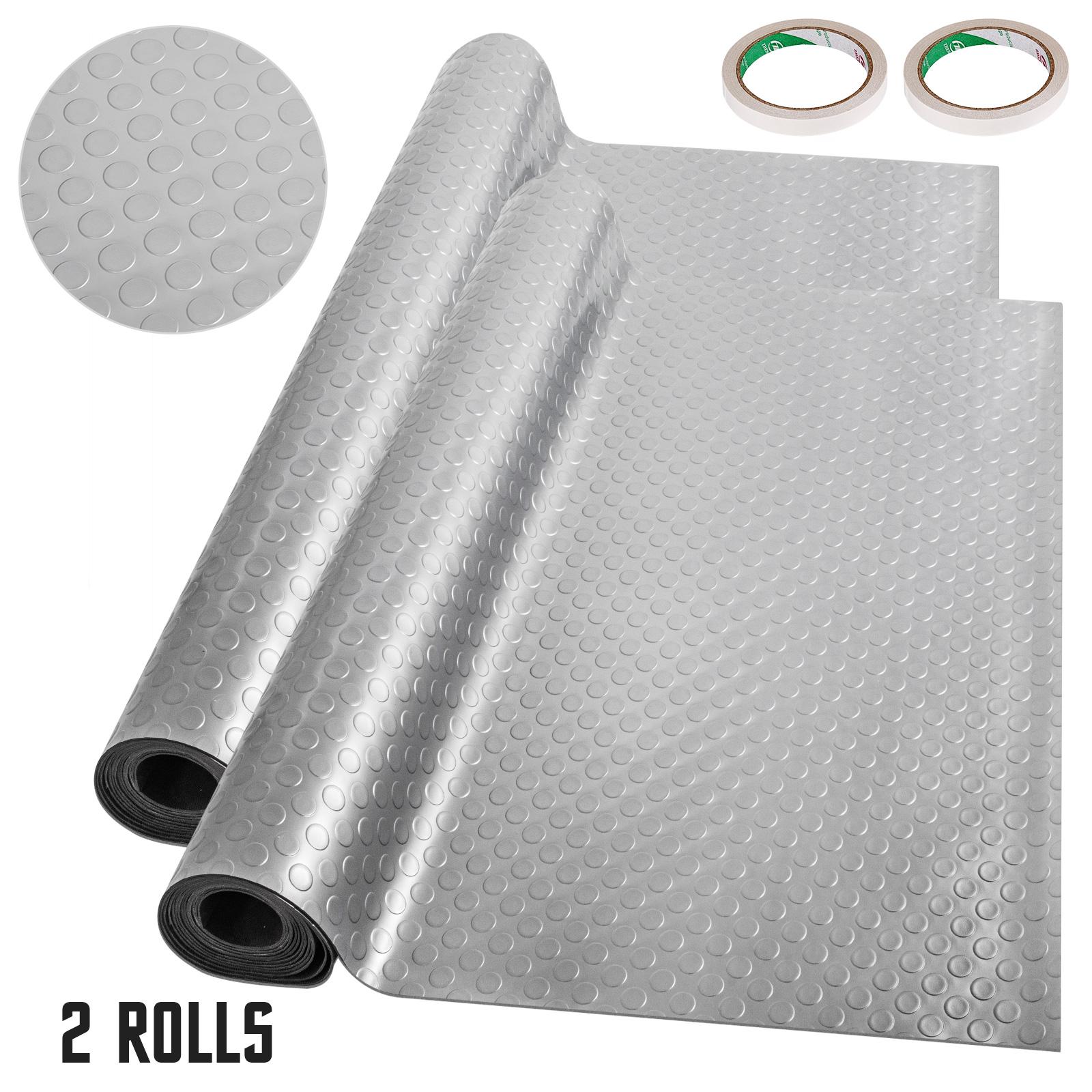 thumbnail 133 - Garage Flooring Mat Roll Car Trailer Floor Covering 1.1m Width Gym Floor Roll