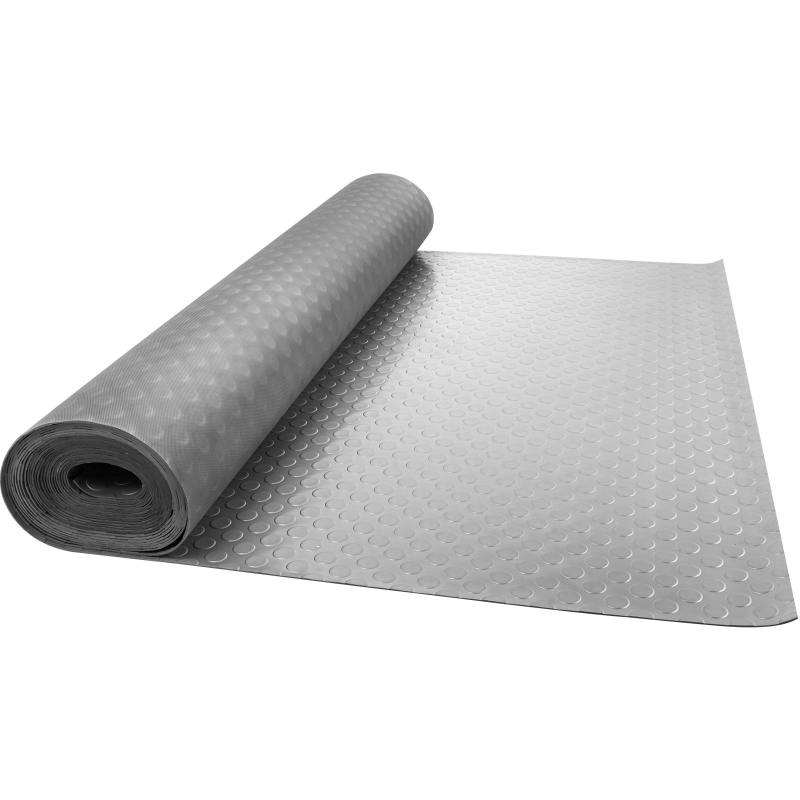 thumbnail 143 - Garage Flooring Mat Roll Car Trailer Floor Covering 1.1m Width Gym Floor Roll