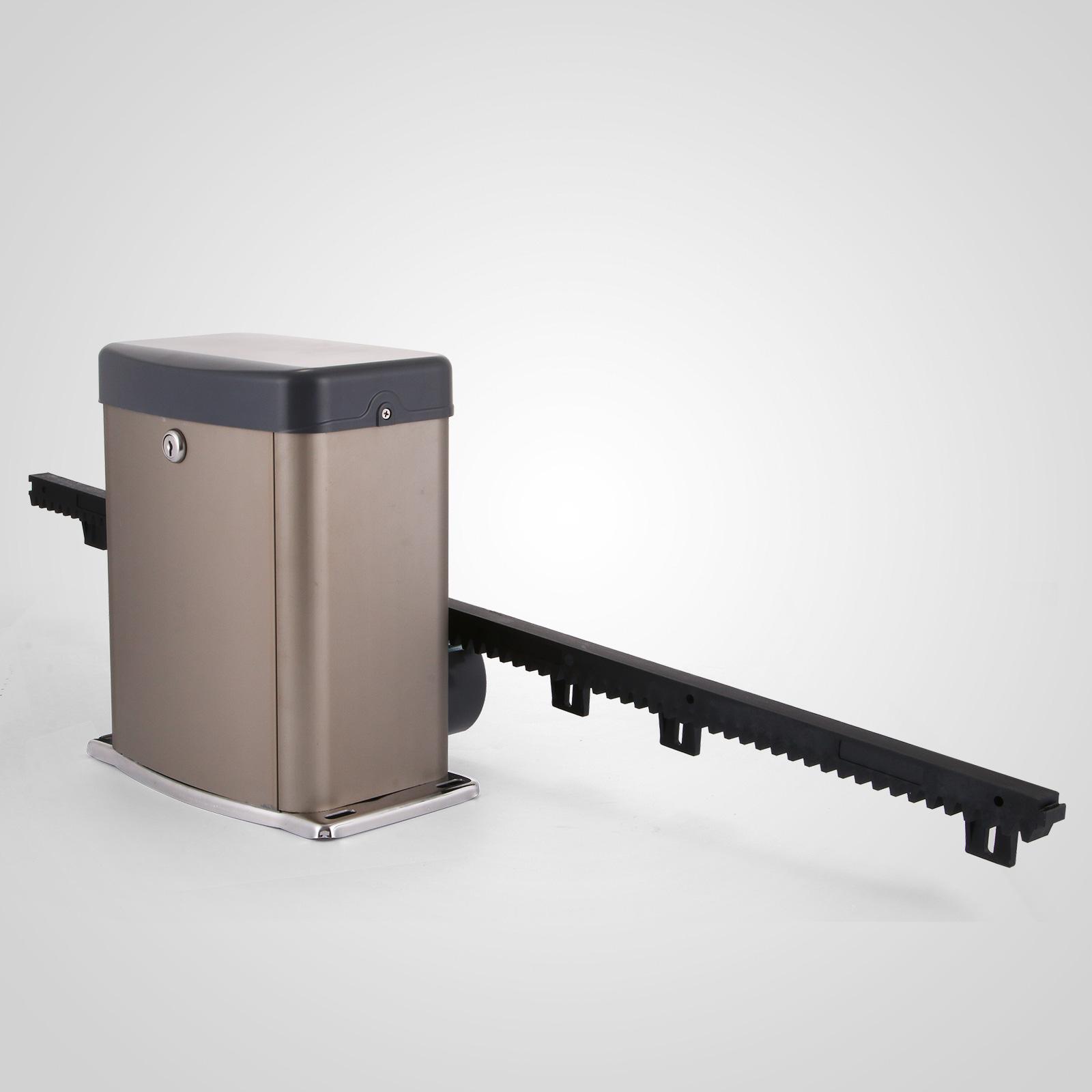 Automatic solar sliding gate opener operator kg