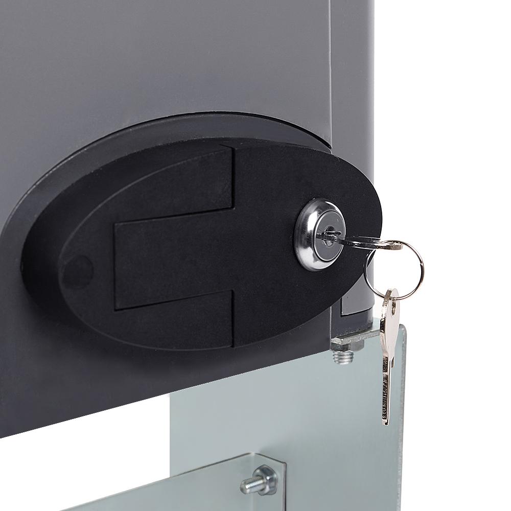 600kg elektrischer schiebetorantrieb tor ffner torantrieb schiebetor tor antrieb ebay. Black Bedroom Furniture Sets. Home Design Ideas