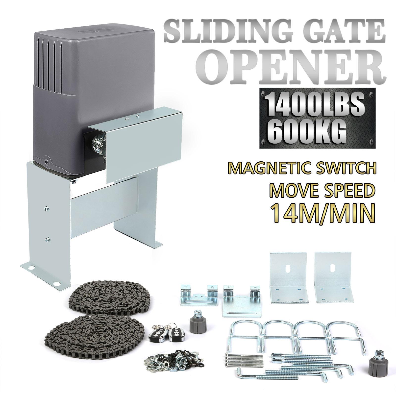 Accessories for sliding gates: types, prices, photos 100