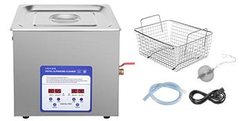 Digital ultrasonic cleaner,SUS316 & 304,30L