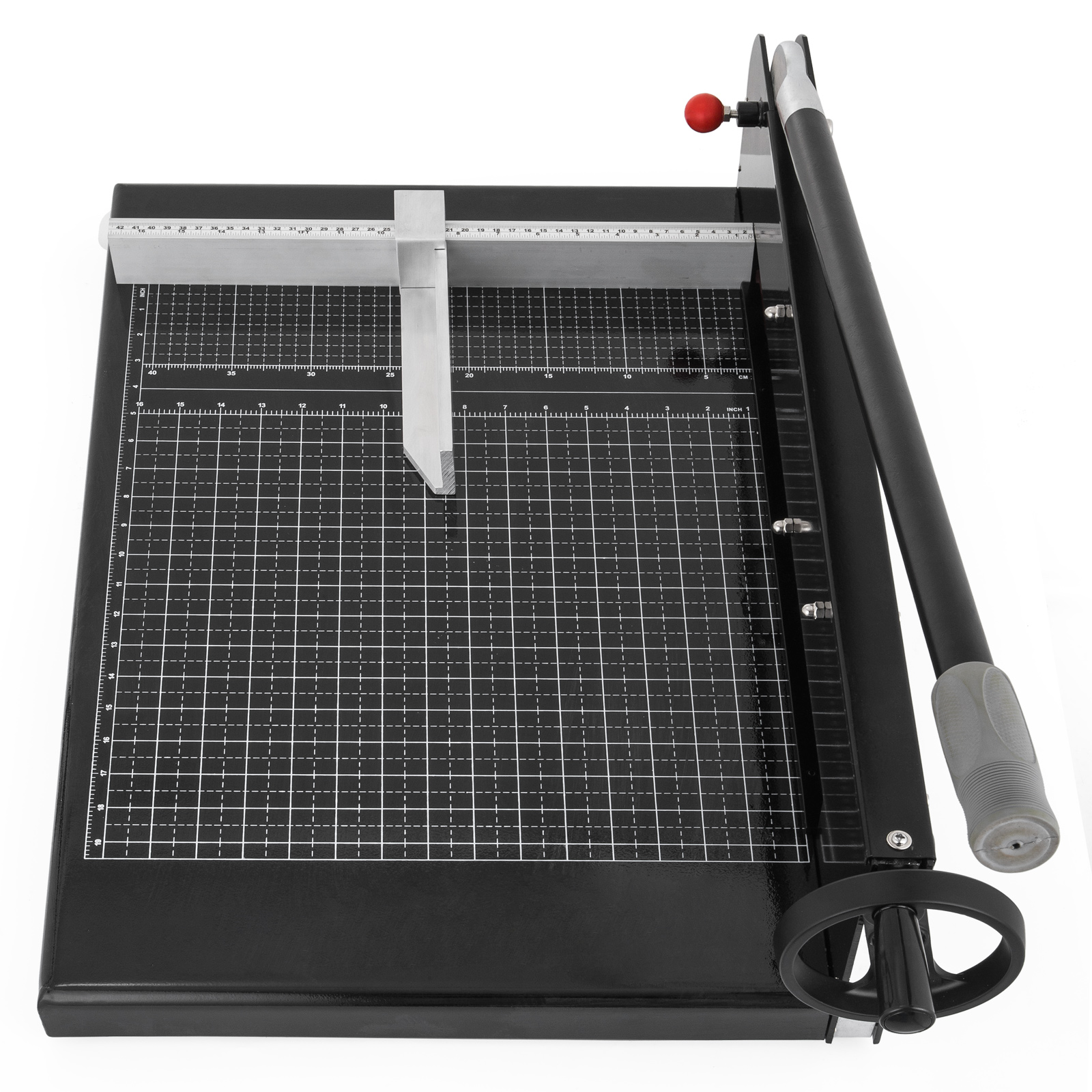 12-17-19-034-Width-Guillotine-Paper-Cutter-Stack-Paper-Guillotine-Trimmer thumbnail 47