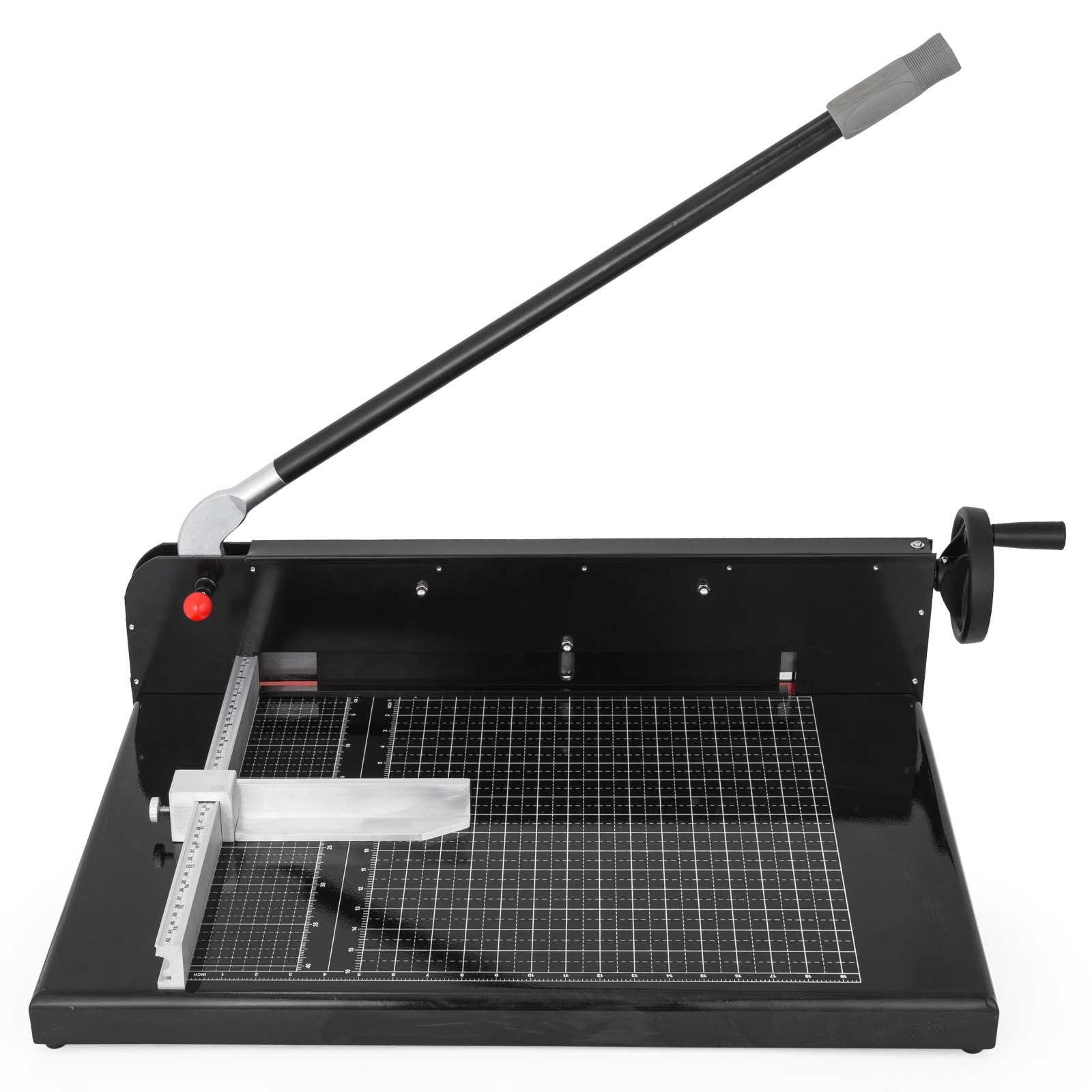 12-17-19-034-Width-Guillotine-Paper-Cutter-Stack-Paper-Guillotine-Trimmer thumbnail 51