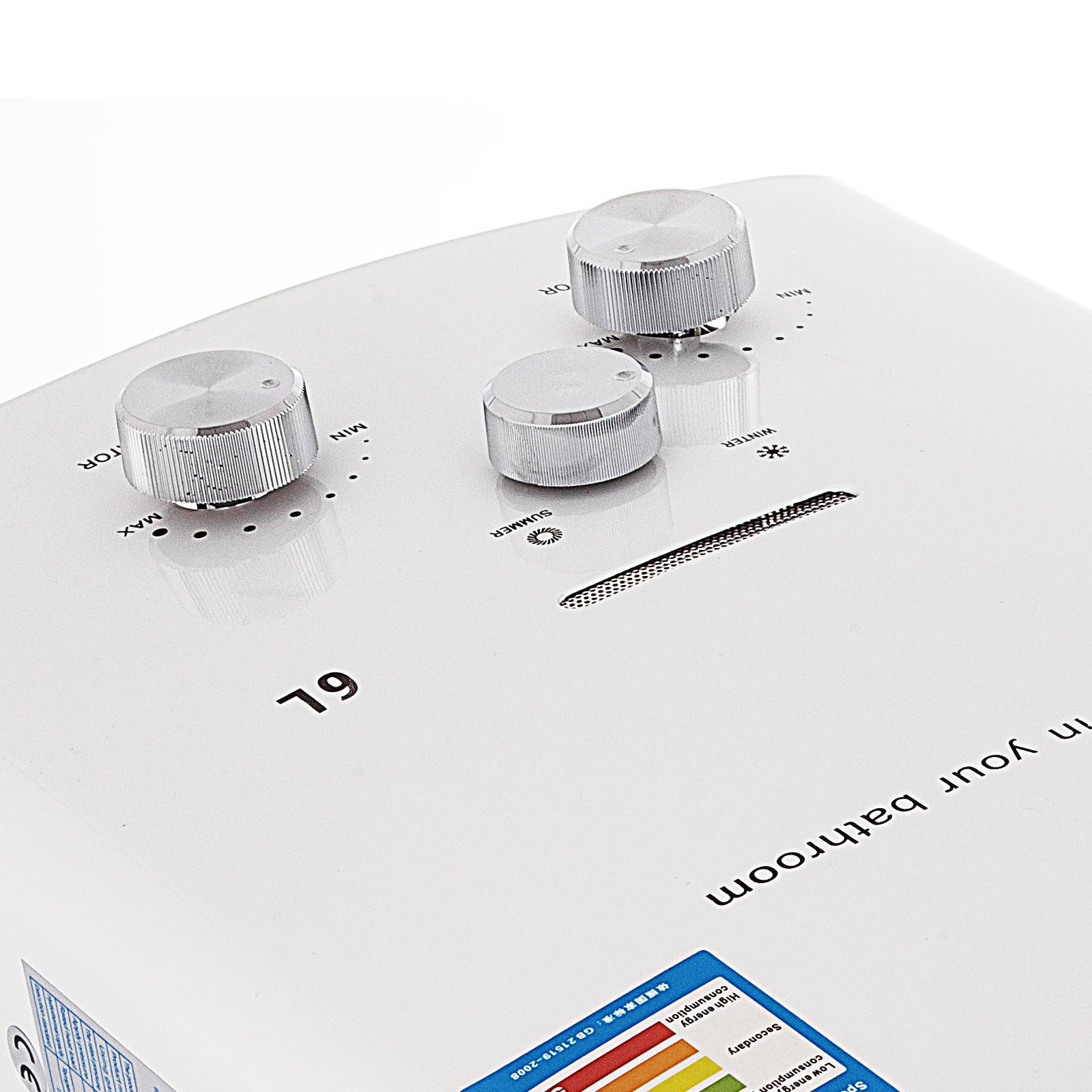 Propangas-Gas-Durchlauferhitzer-Warmwasserbereiter-Boiler-Warmwasserspeicher Indexbild 24