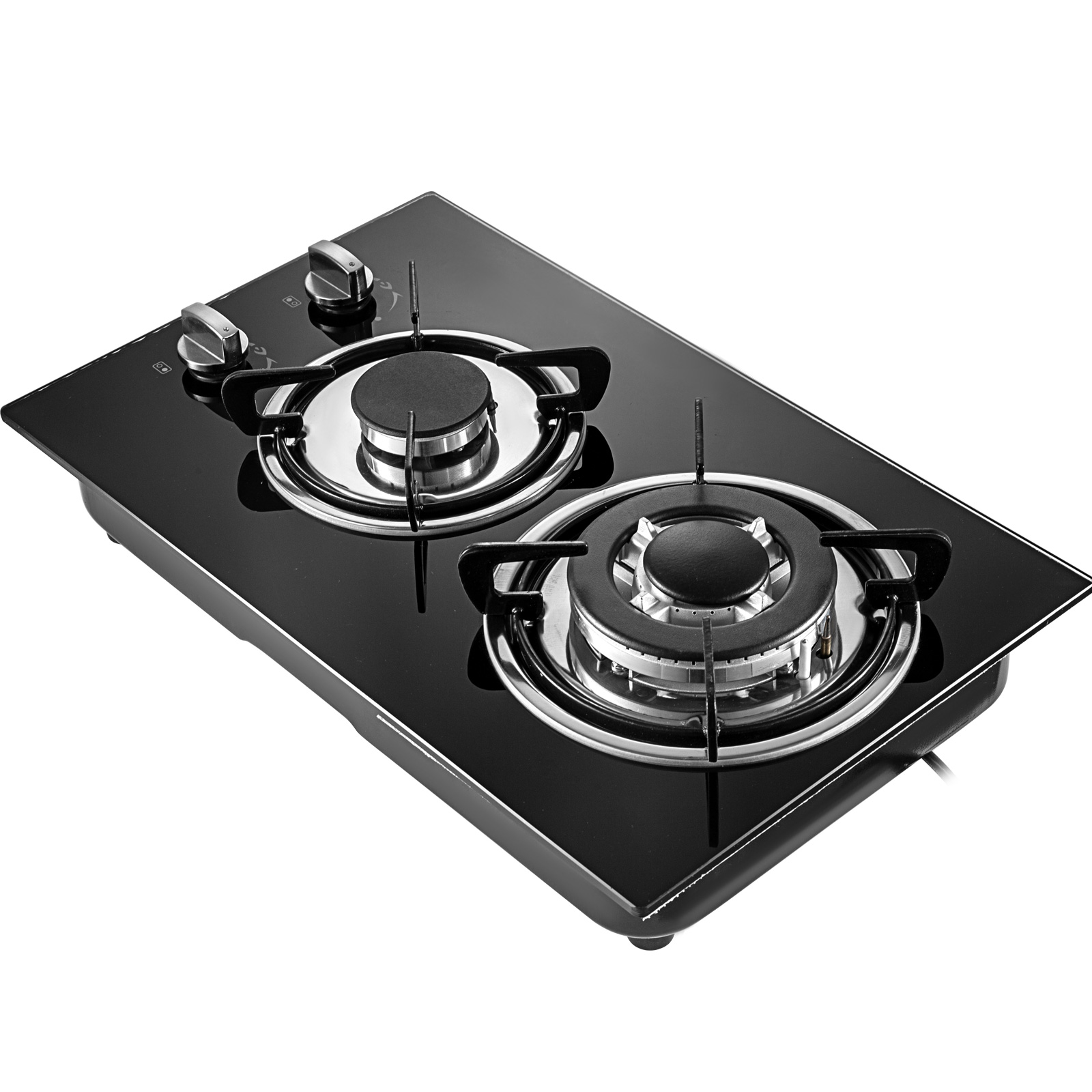 """12""""~36"""" Built-in Stove Gas Cooktop Stainless Steel Iron"""