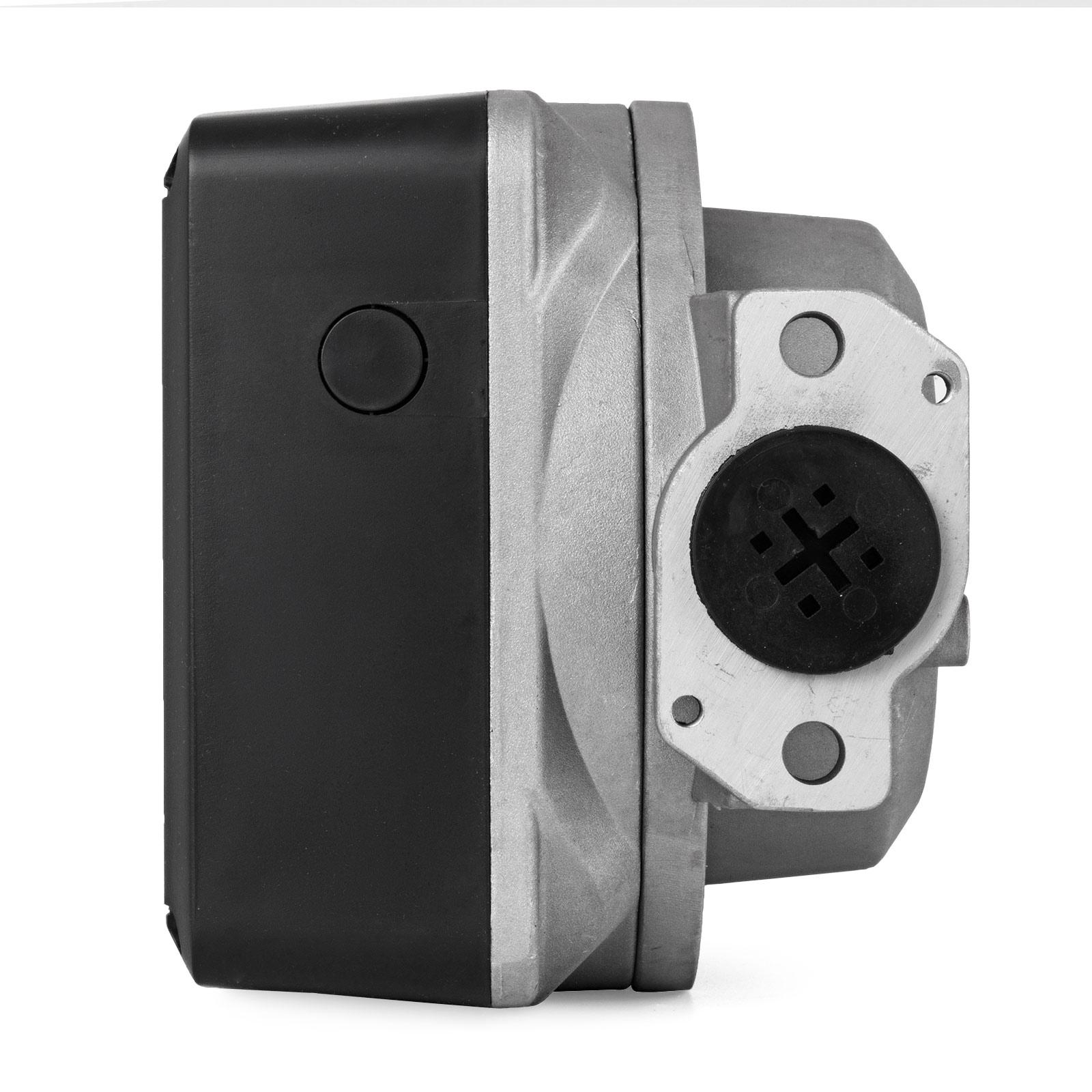 Fuel Meter Gas Mechanical Gallon Tracking Flow Sensor Measurement 4 Digit New