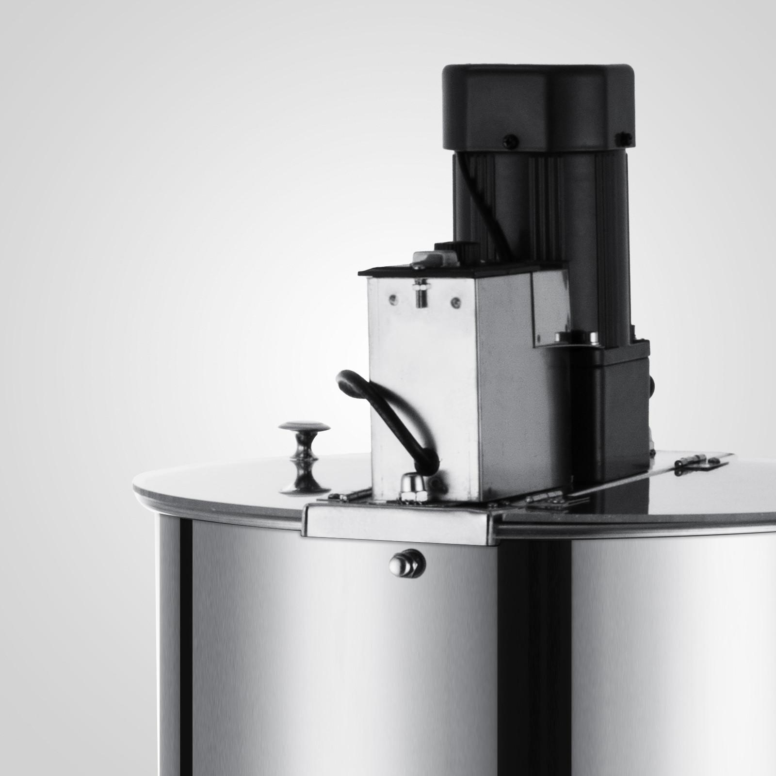 Extracteur-de-Miel-Electrique-manuelle-2-3-4-Cadres-En-Acier-Inox-Centrifugeuse miniature 72