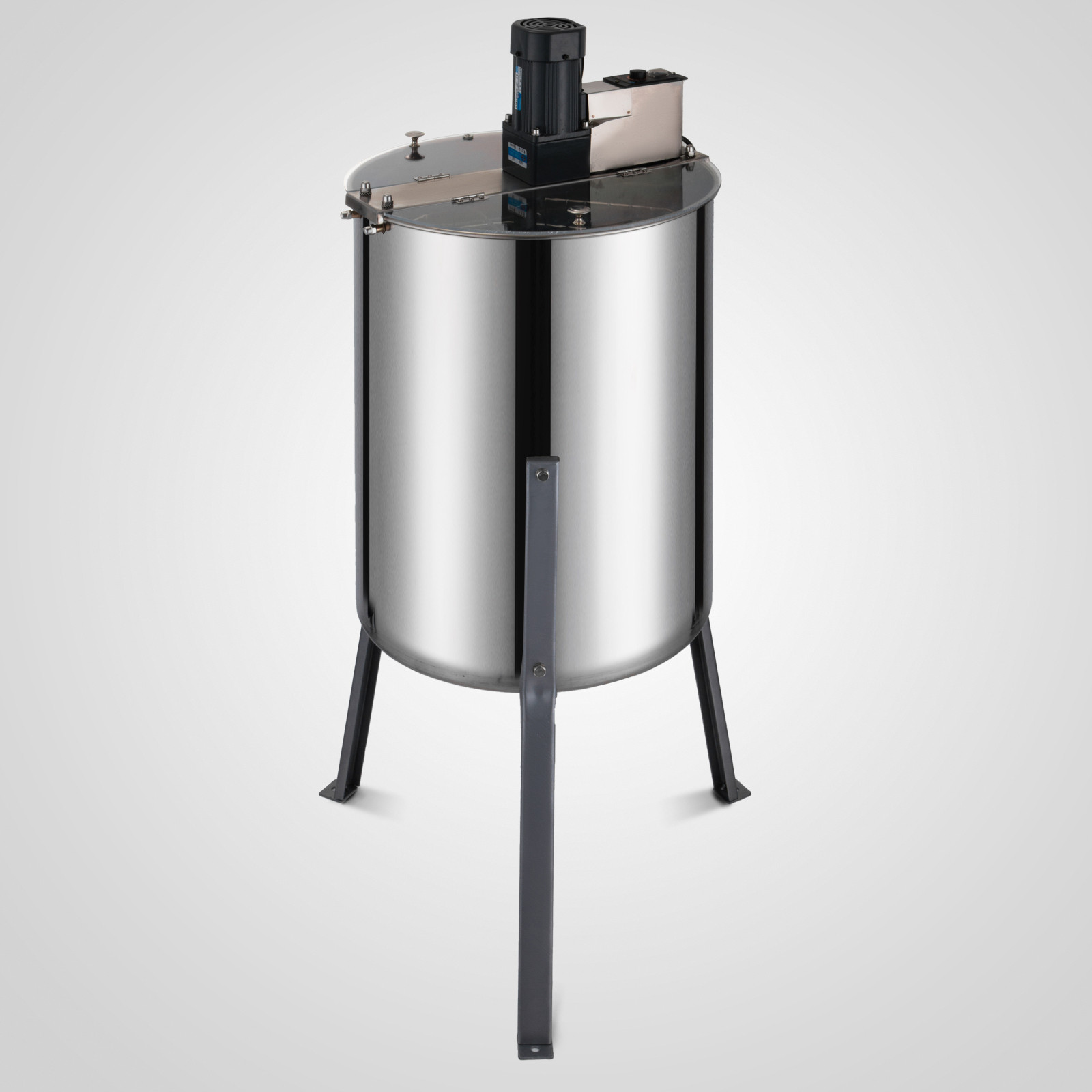 Extracteur-de-Miel-Electrique-manuelle-2-3-4-Cadres-En-Acier-Inox-Centrifugeuse miniature 66
