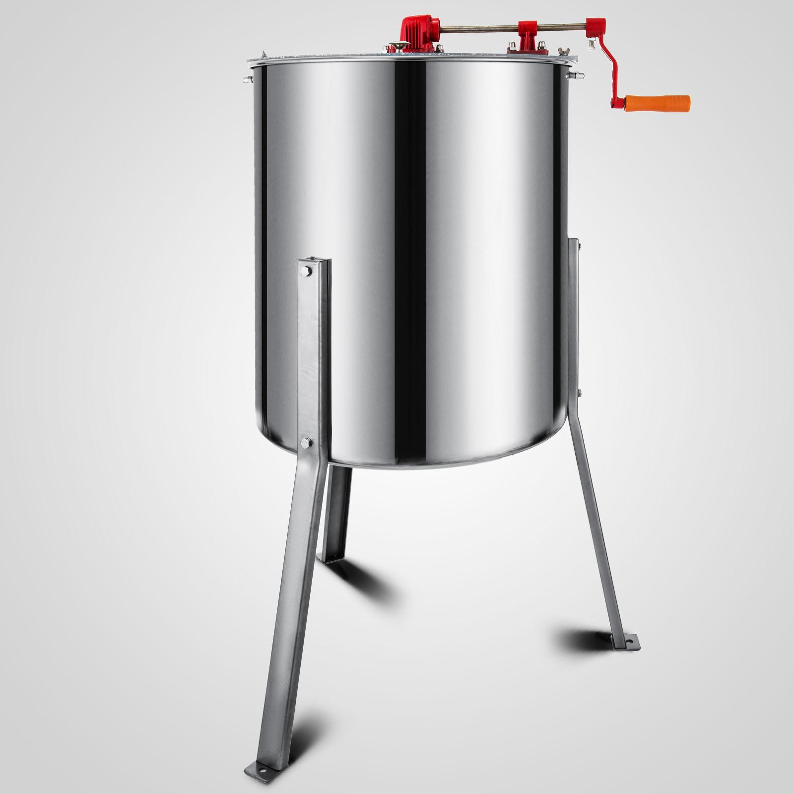 elektro//manuelle  honigschleuder   2//3//4Rahmen Waben behälter robuste haltbar