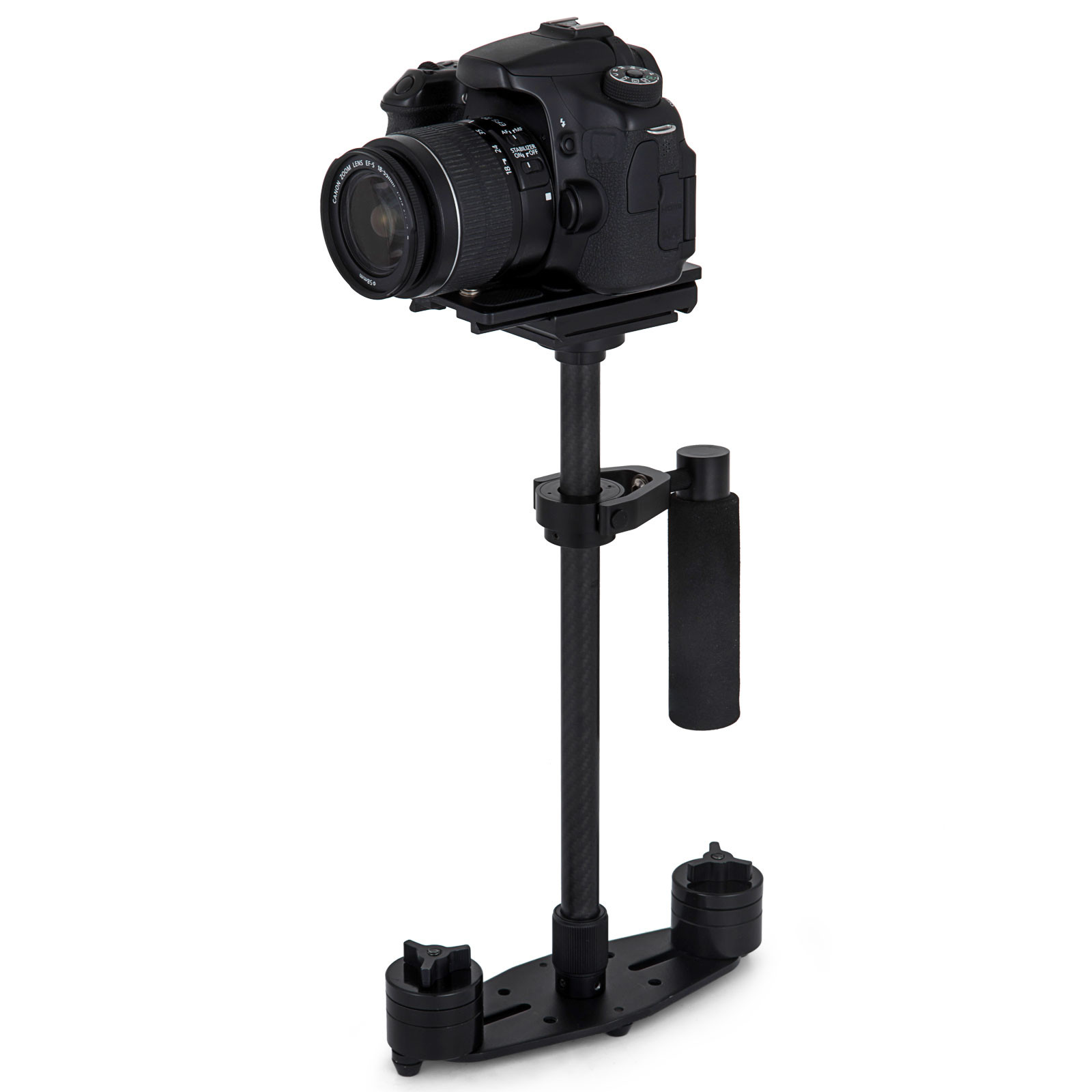 S60T-S60N-Handheld-Steady-Stabilizer-360-For-DSLR-Canon-Camera thumbnail 29