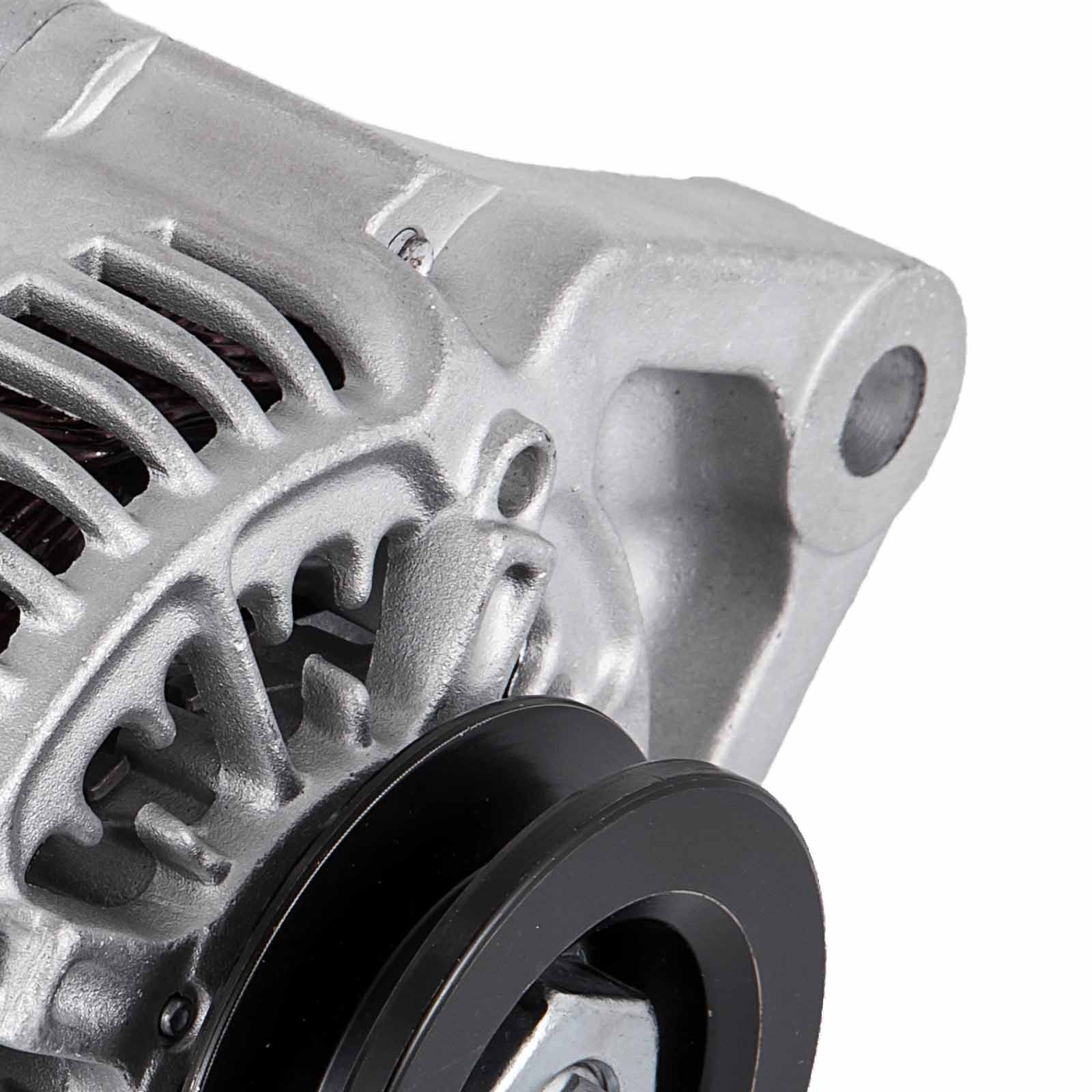 Mini Alternator Fits Denso Street Rod Race 1 Wire Small One New Connectors Automotive Besides Wiring Diagram Watch This Item Email A Friend