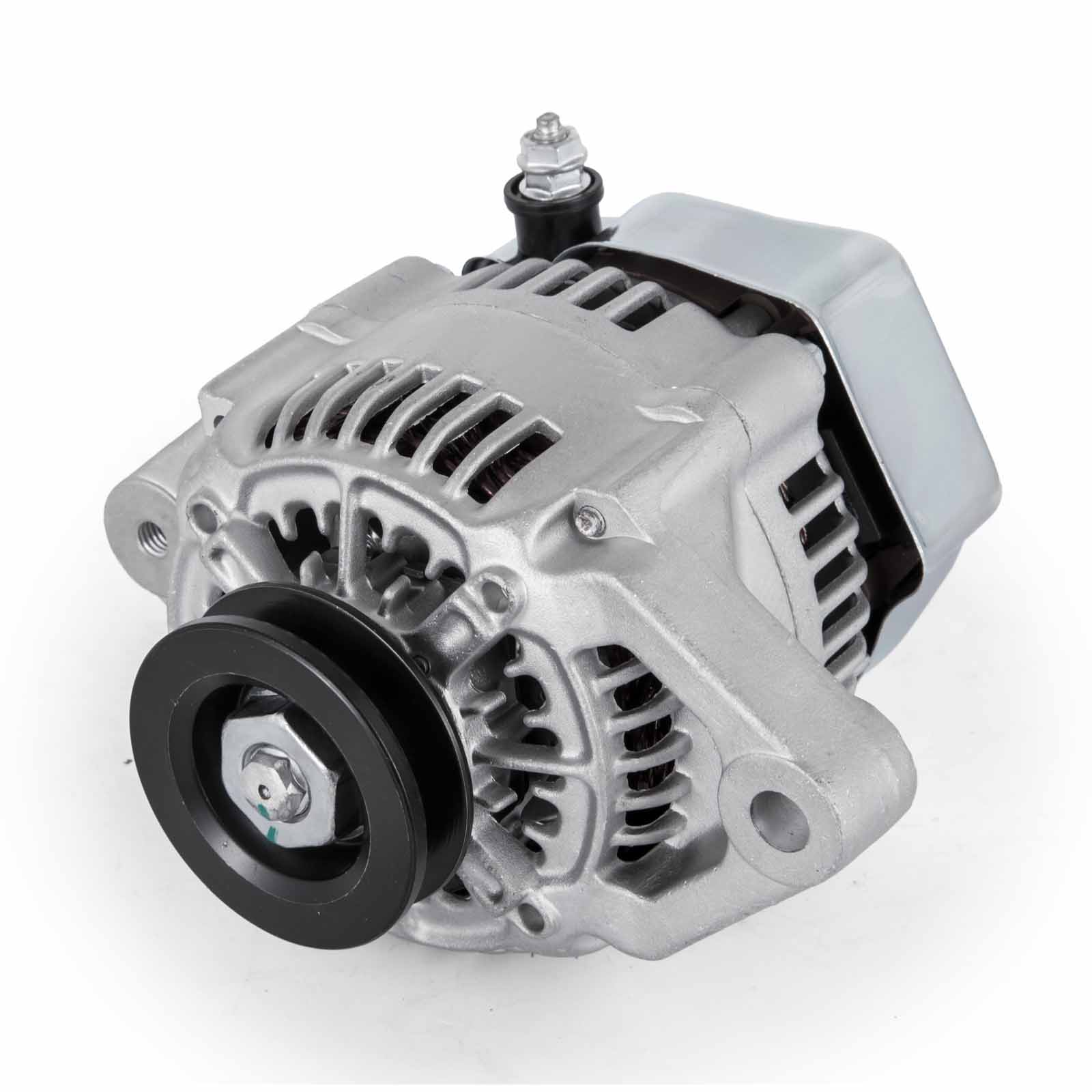Hq Mini Alternator For Denso Street Rod Race 1 Wire One 70 Amp Yanmar Wiring Diagram Watch This Item Email A Friend