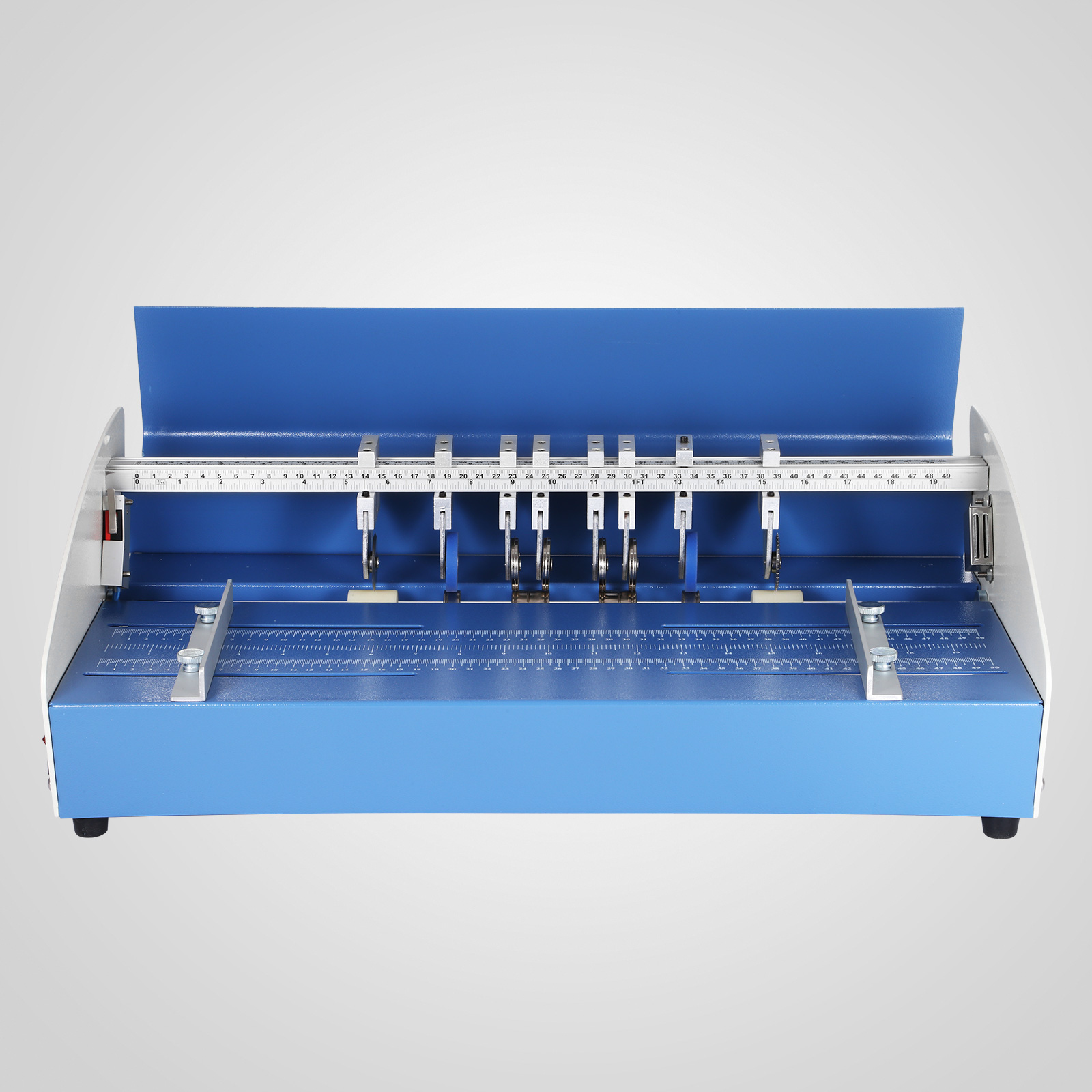 Cordonatrice-Perforatrice-Max-350-520mm-Profondita-Regolabile-Elettrica-Manuale miniatura 17